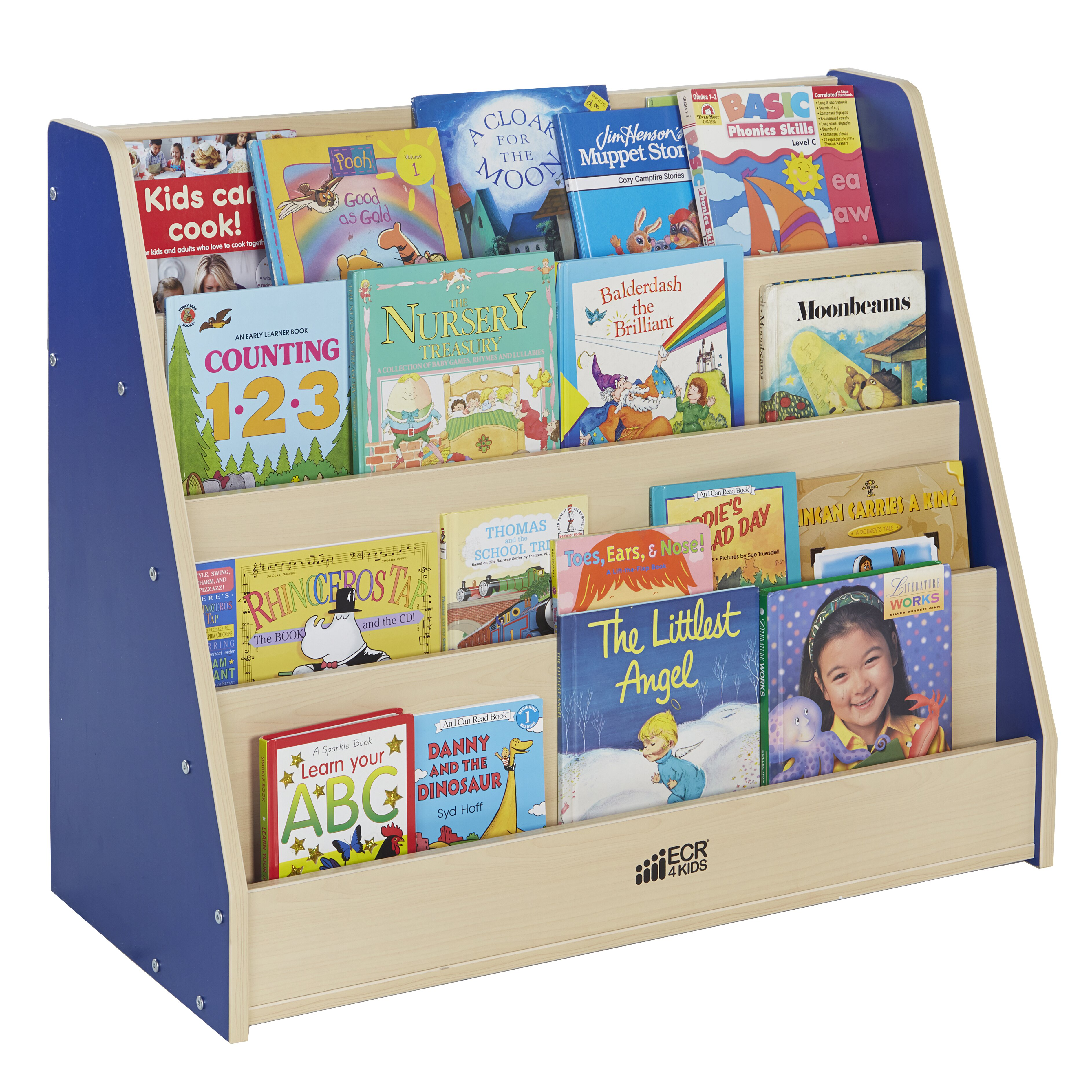 Early Years Display Book Essentials%e%%a%bbook%bdisplay%bstand