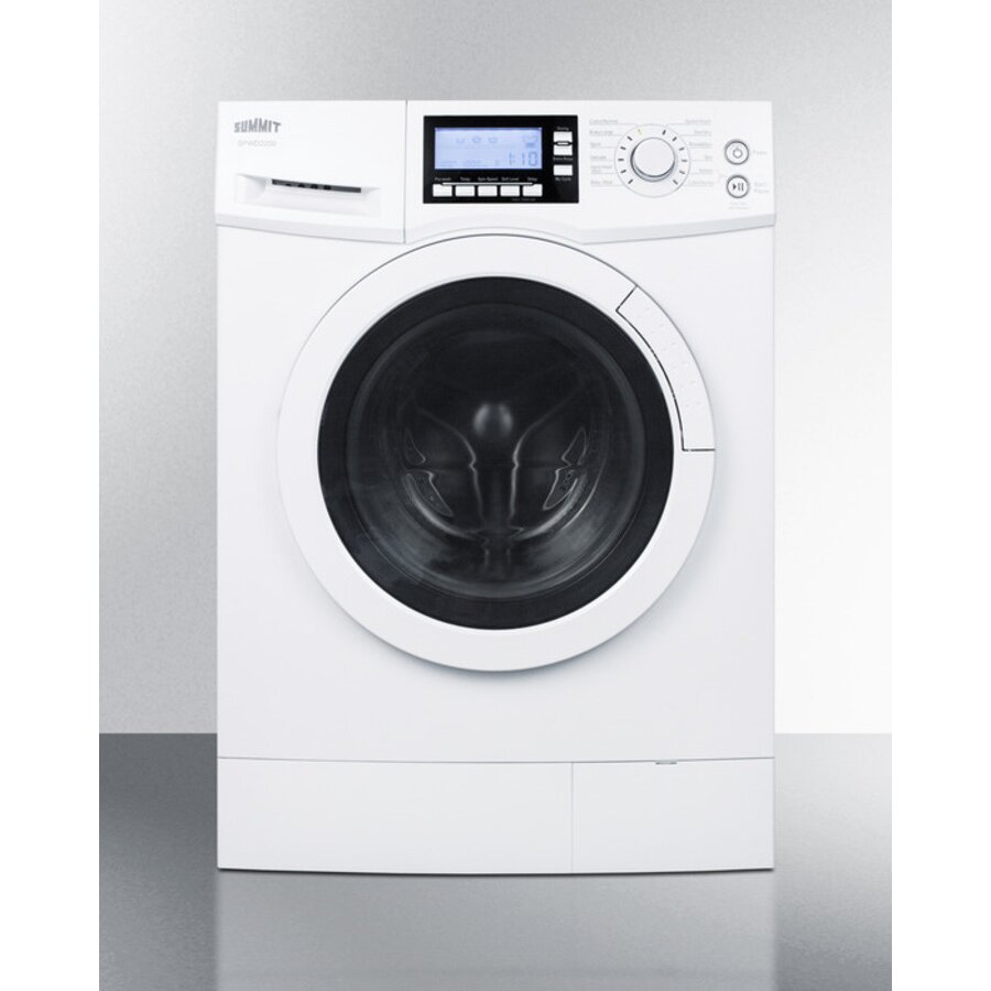 2 Cu Ft All In One Combo Washer And Electric Dryer Wayfair