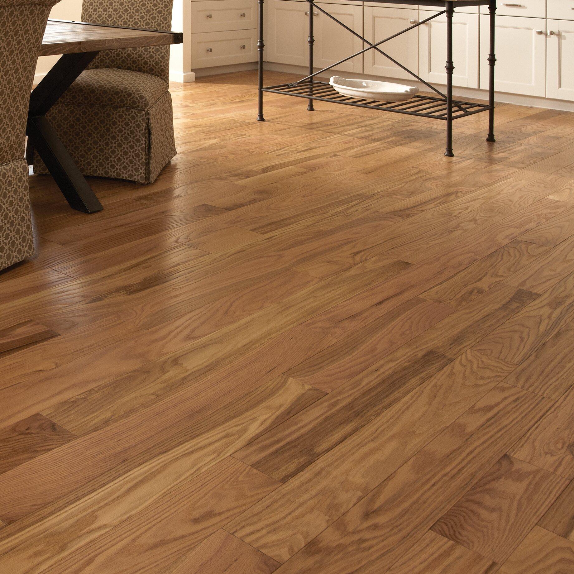 Somerset Classic 3 1 4 Engineered Oak Hardwood Flooring
