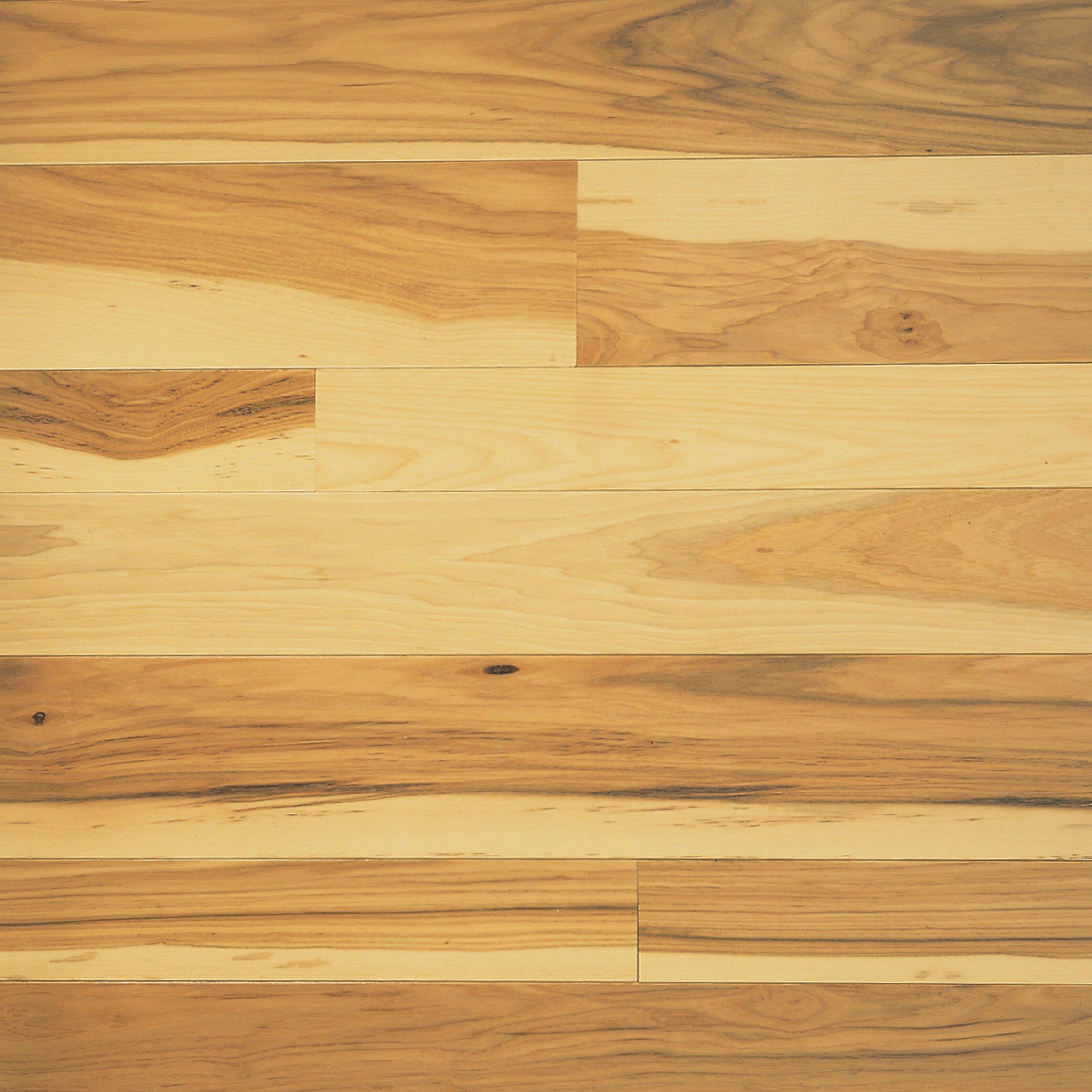 Somerset Specialty 5 Engineered Hickory Hardwood Flooring