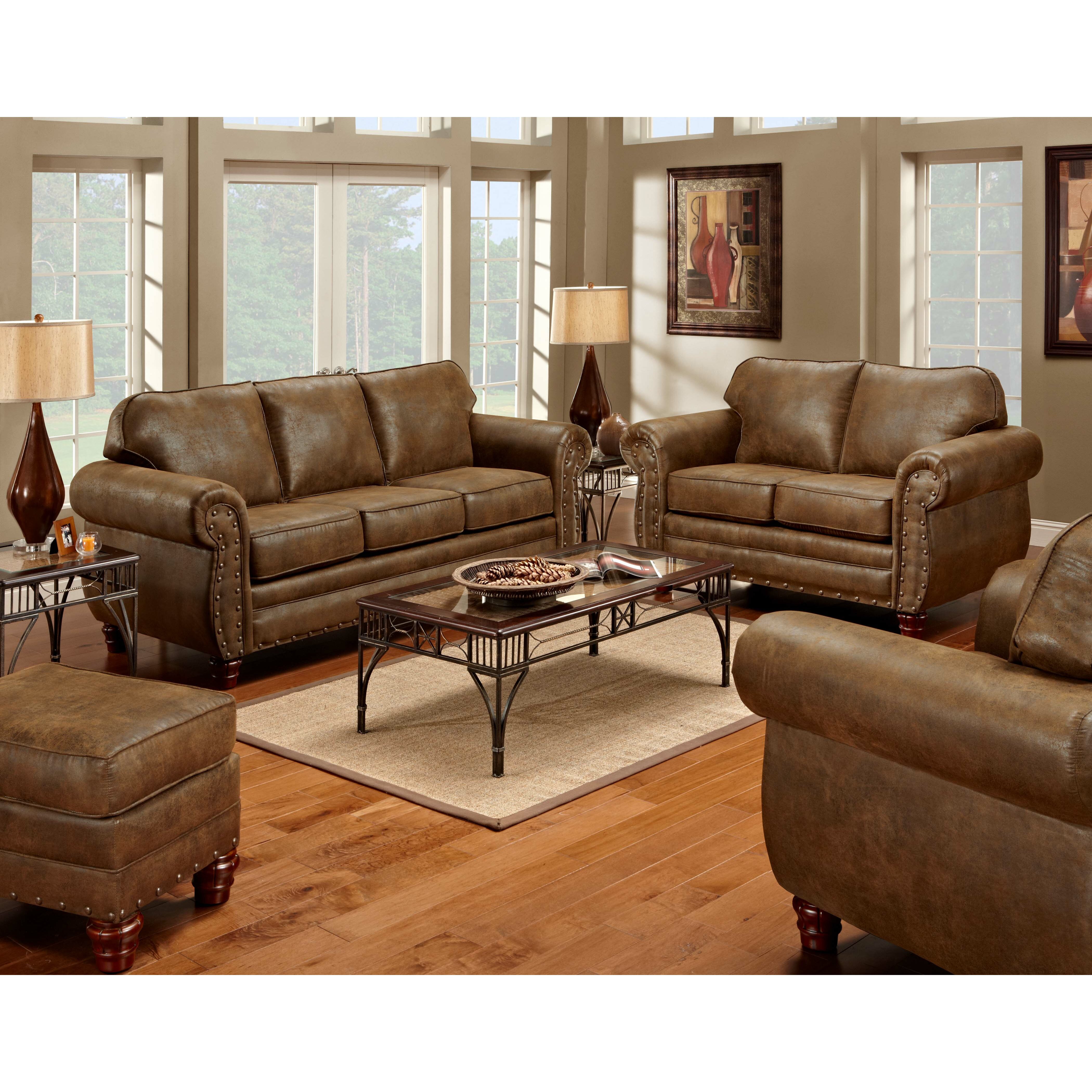 American furniture classics sedona 4 piece living room set for 4 piece living room set