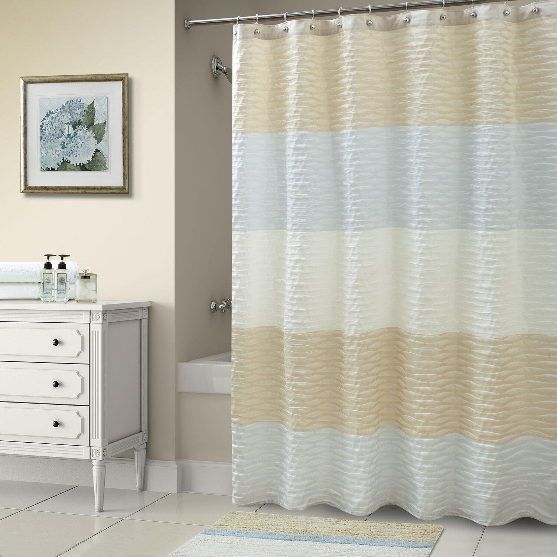 Croscill Plateau Shower Curtain Tulipa Croscill Shower Curtains