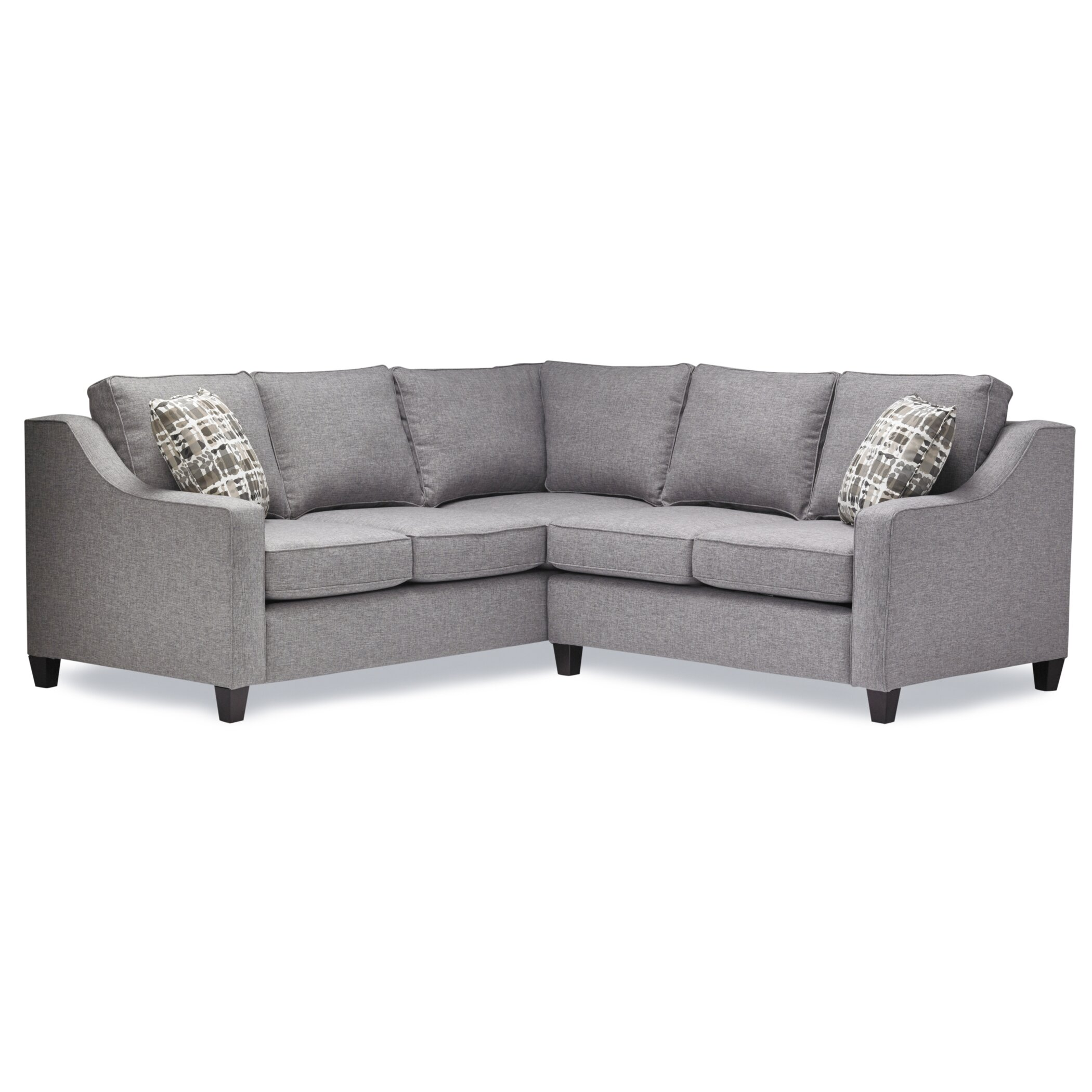 Sofas to go sectional reviews wayfair for Wayfair sectionals