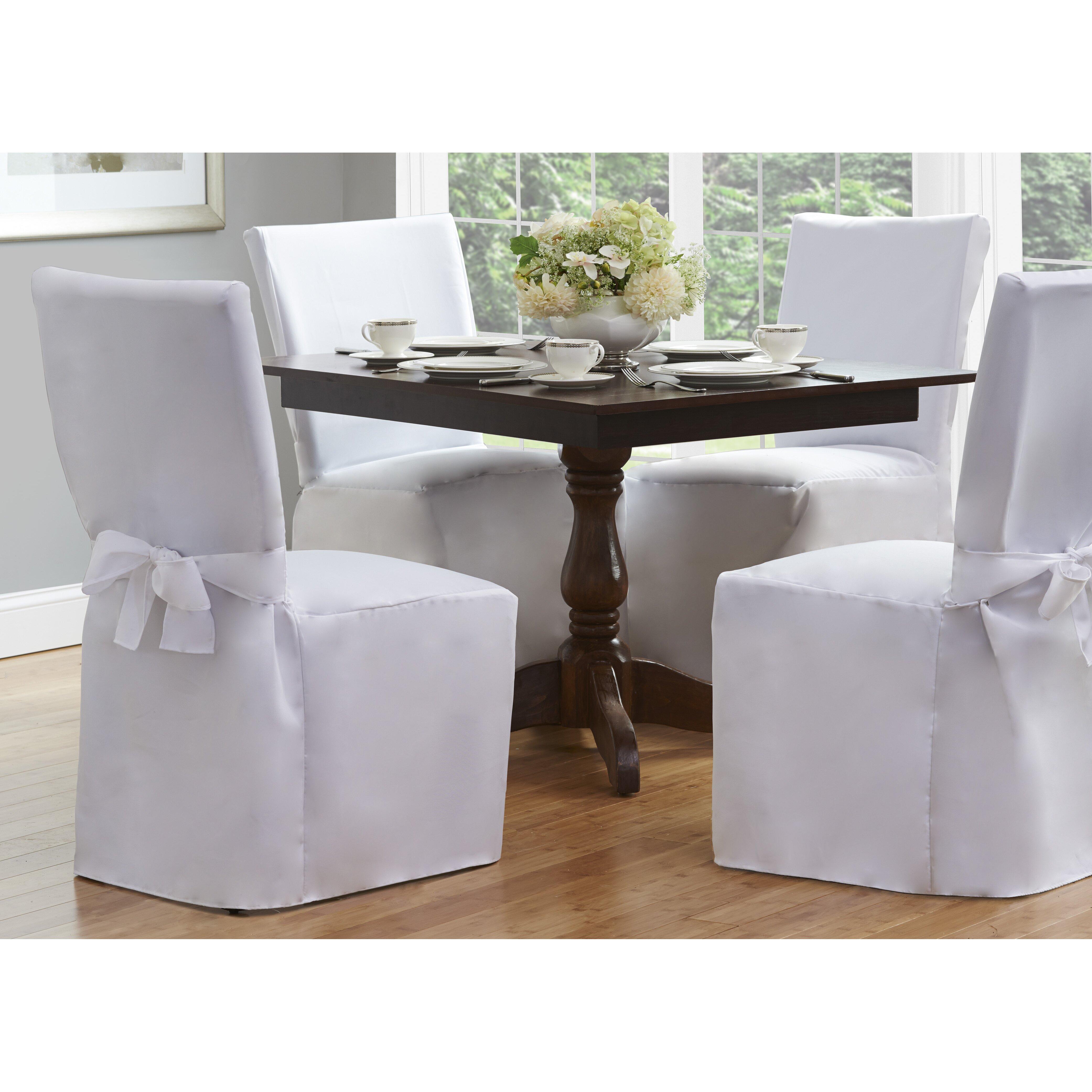Csn Furniture: Fresh Ideas Dining Chair Slipcover & Reviews