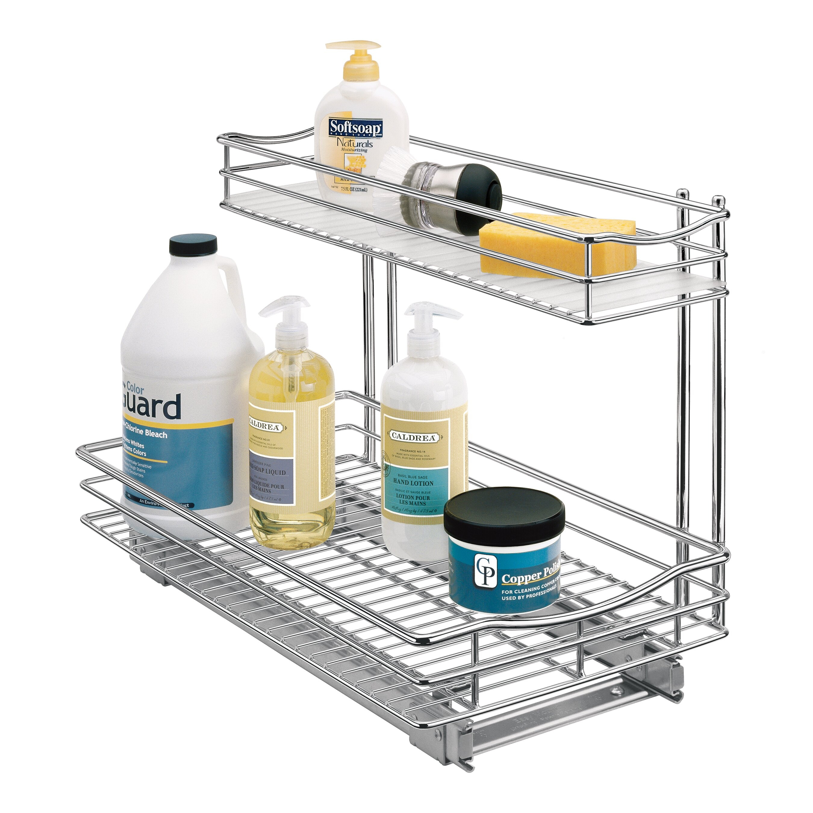 Lynk Roll Out Cabinet Organizer