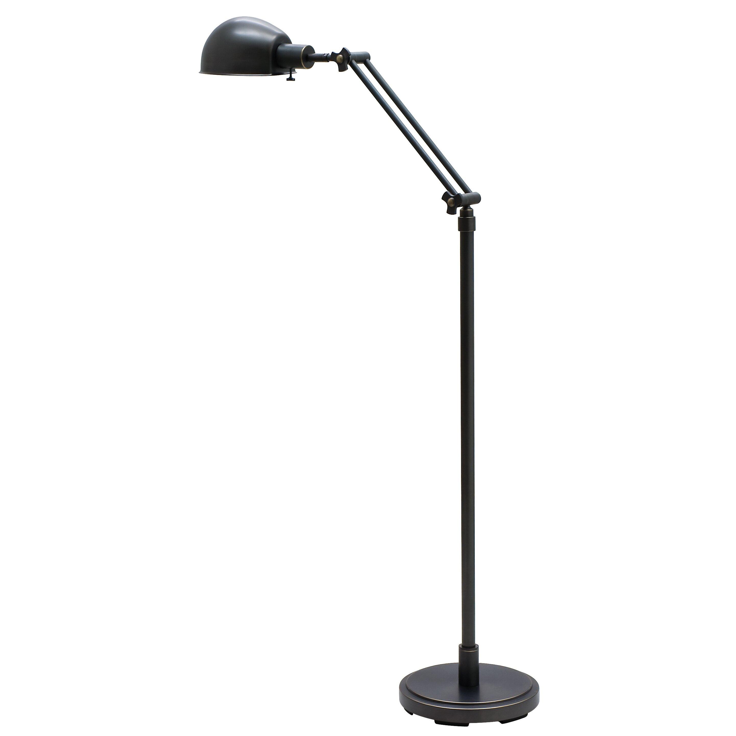 House Of Troy Addison 58 Quot Task Floor Lamp Amp Reviews Wayfair