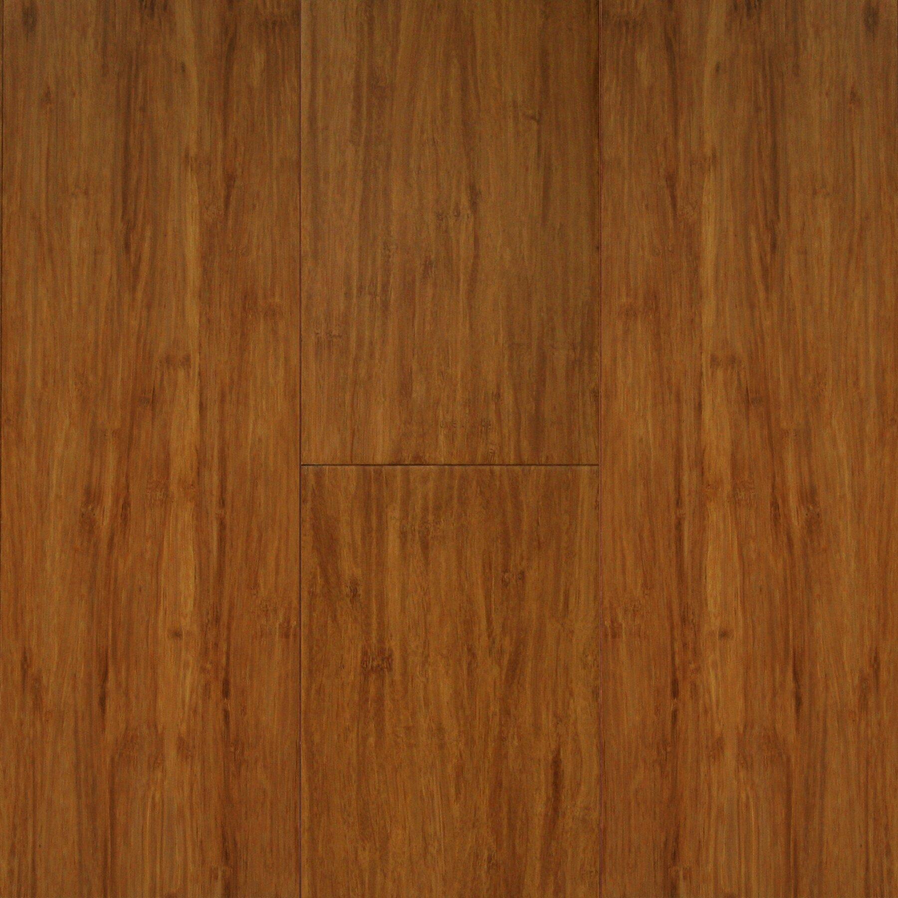 Us floors 5 5 8 engineered bamboo hardwood flooring in for Engineered bamboo flooring