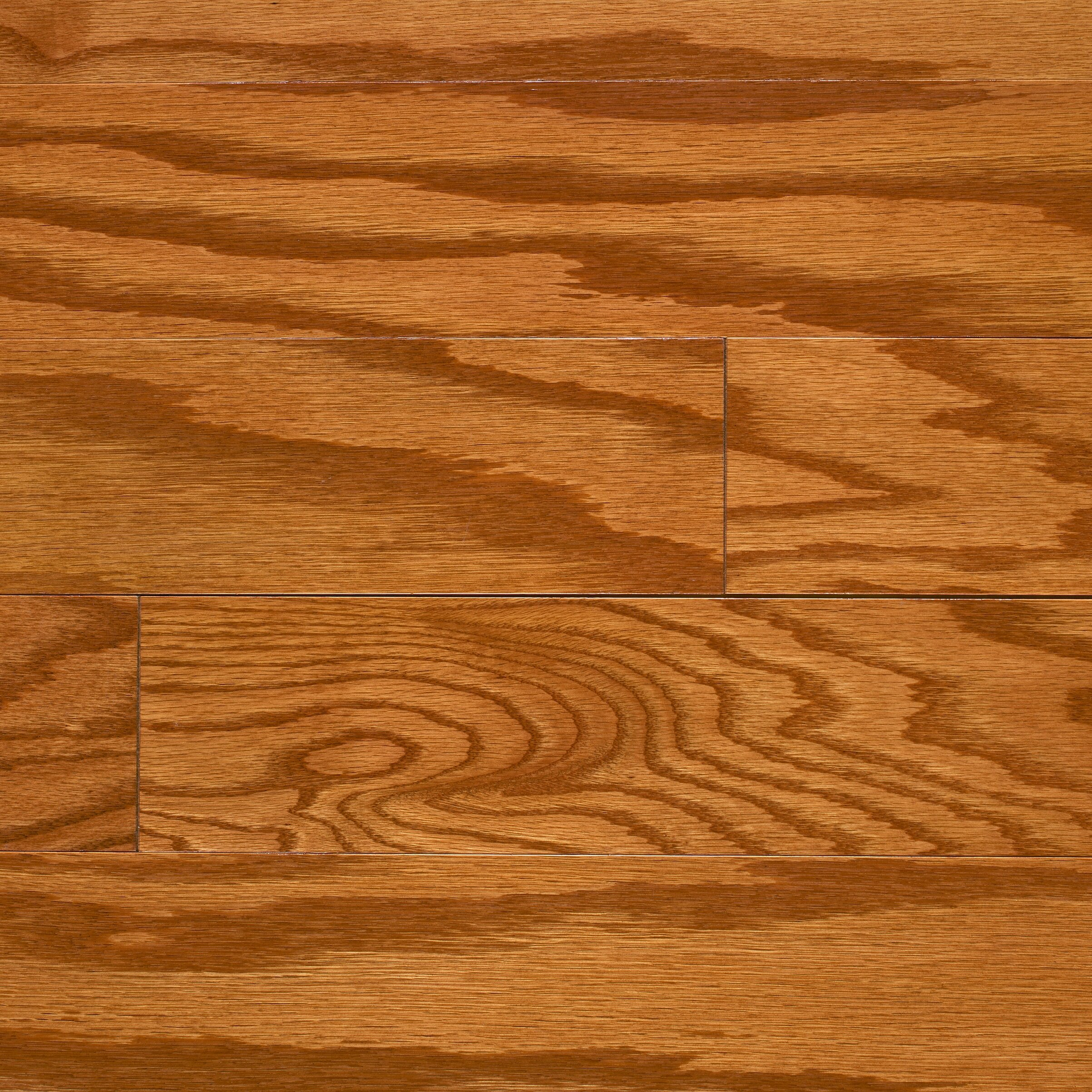 Intuition With Uniclic 4 Quot Engineered Red Oak Hardwood