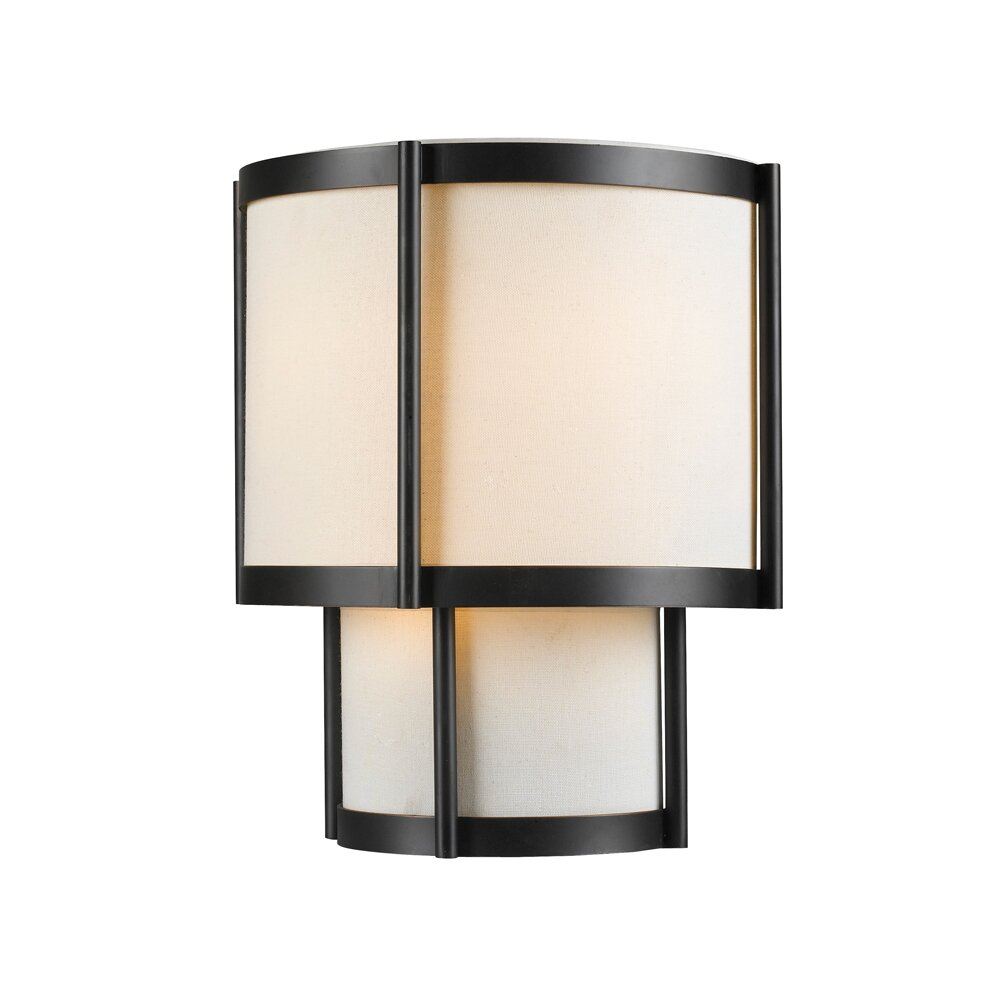 World Imports Lighting Edmonton 3 Light Wall Sconce