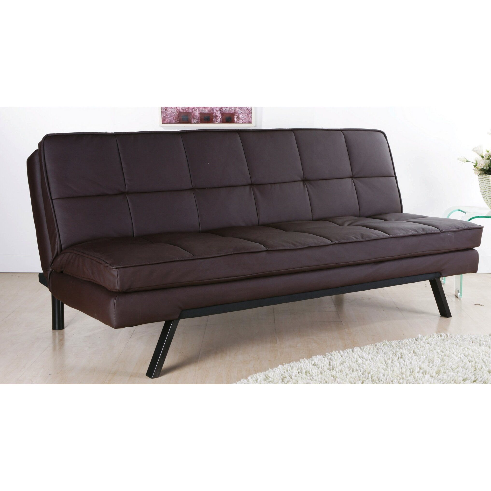 Abbyson Living Convertible Sofa Reviews Wayfair