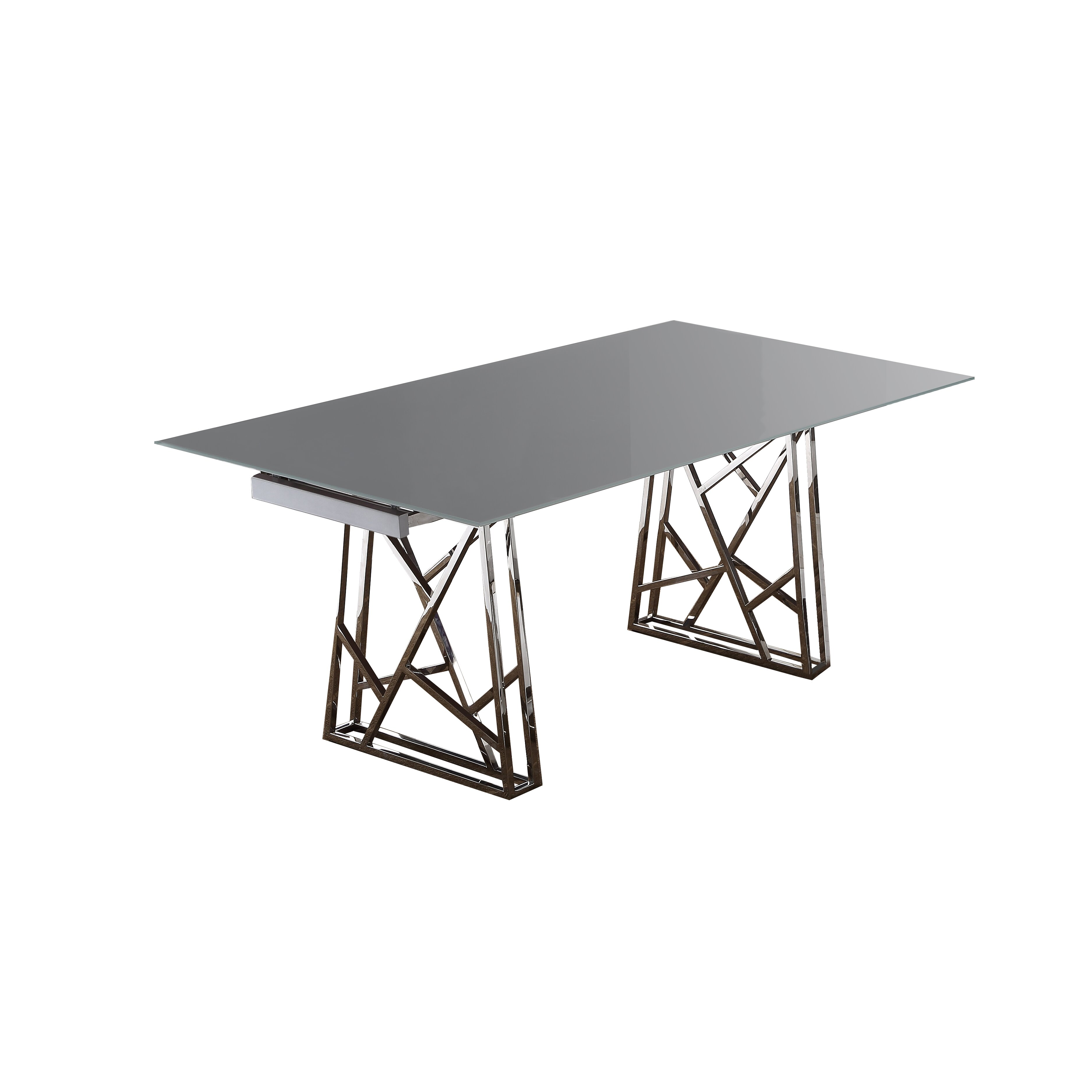 Bellini Modern Living Borg Expandable Dining Table