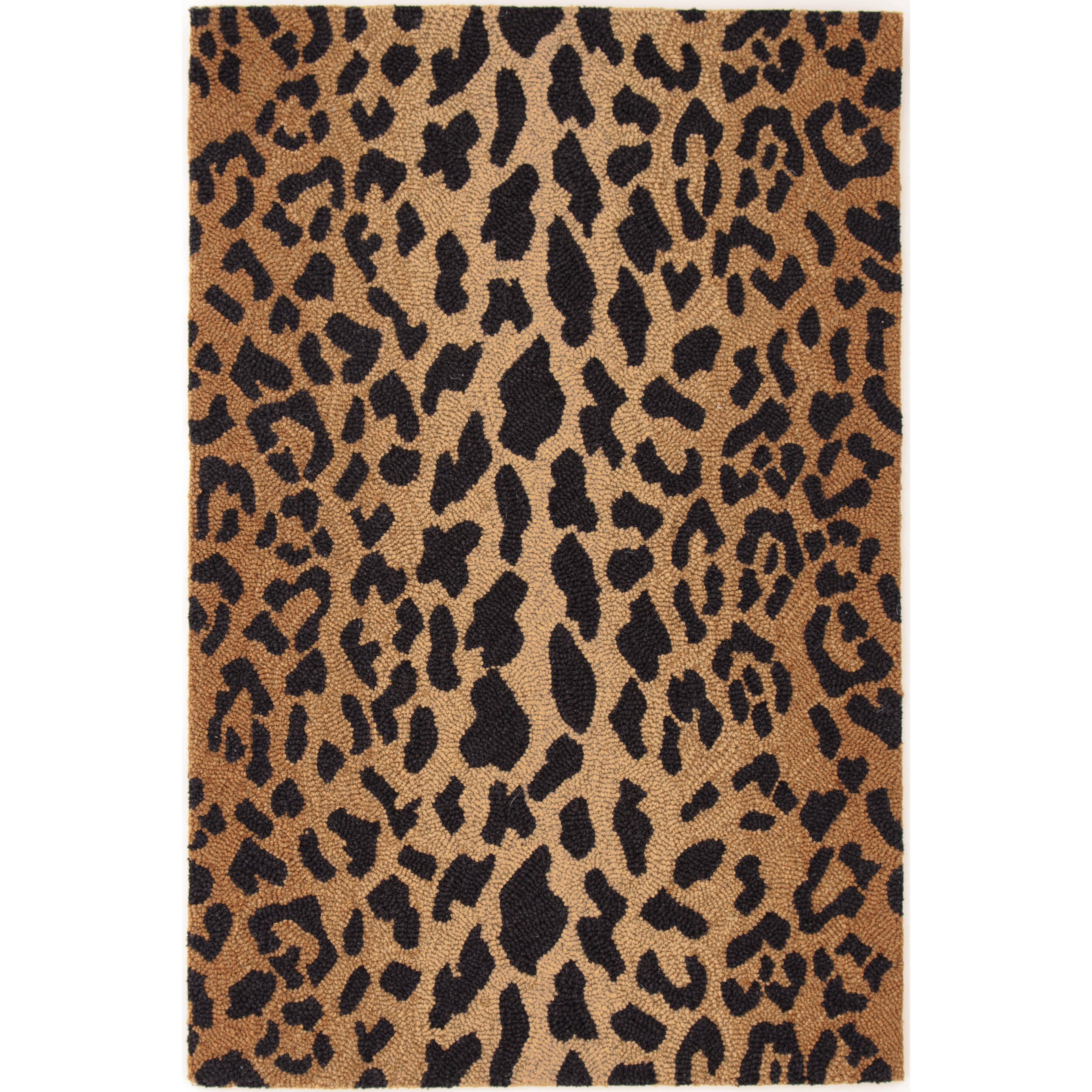 Dash And Albert Rugs Leopard Area Rug & Reviews