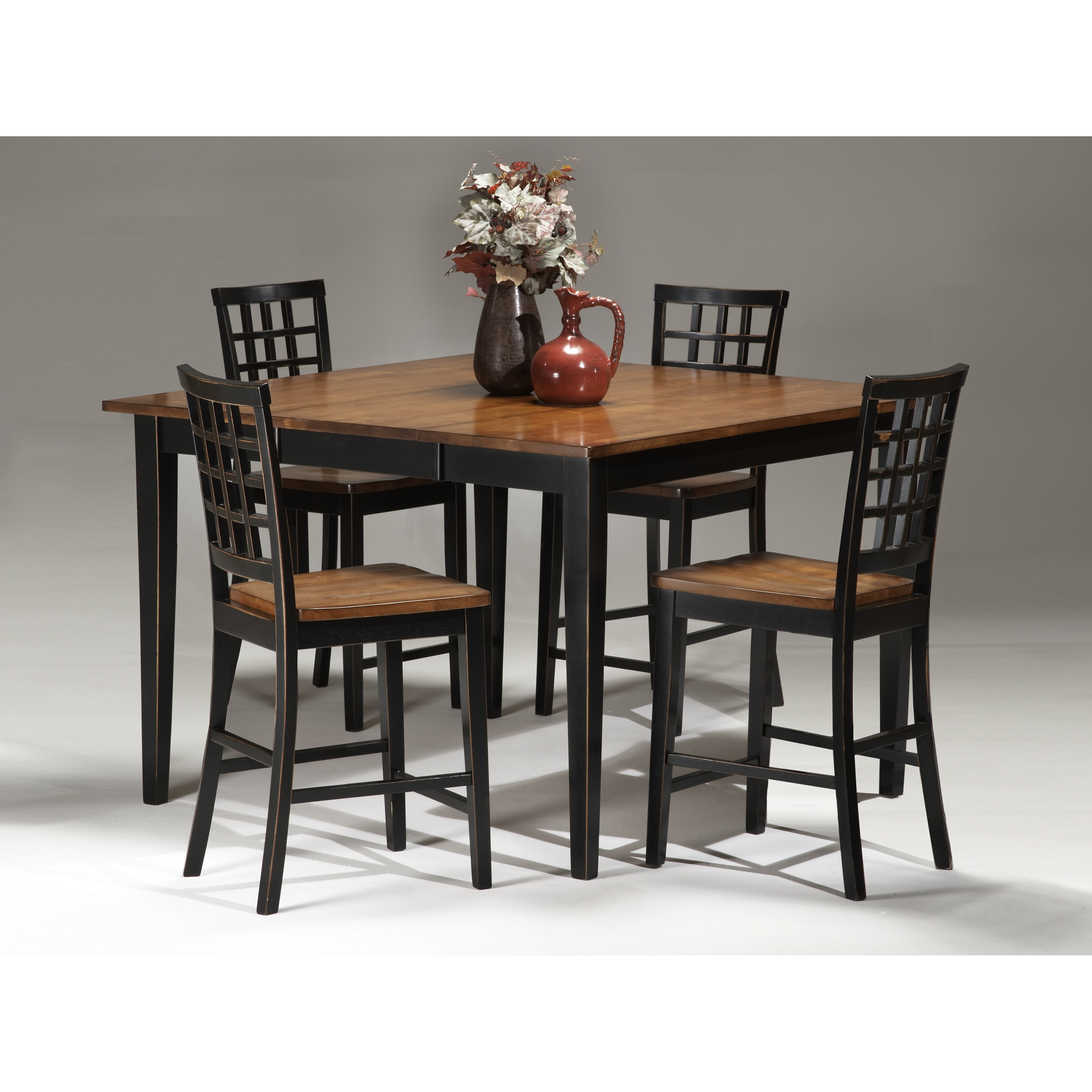Counter Height Gathering Table Sets : Imagio Home by Intercon Arlington Counter Height Gathering Table