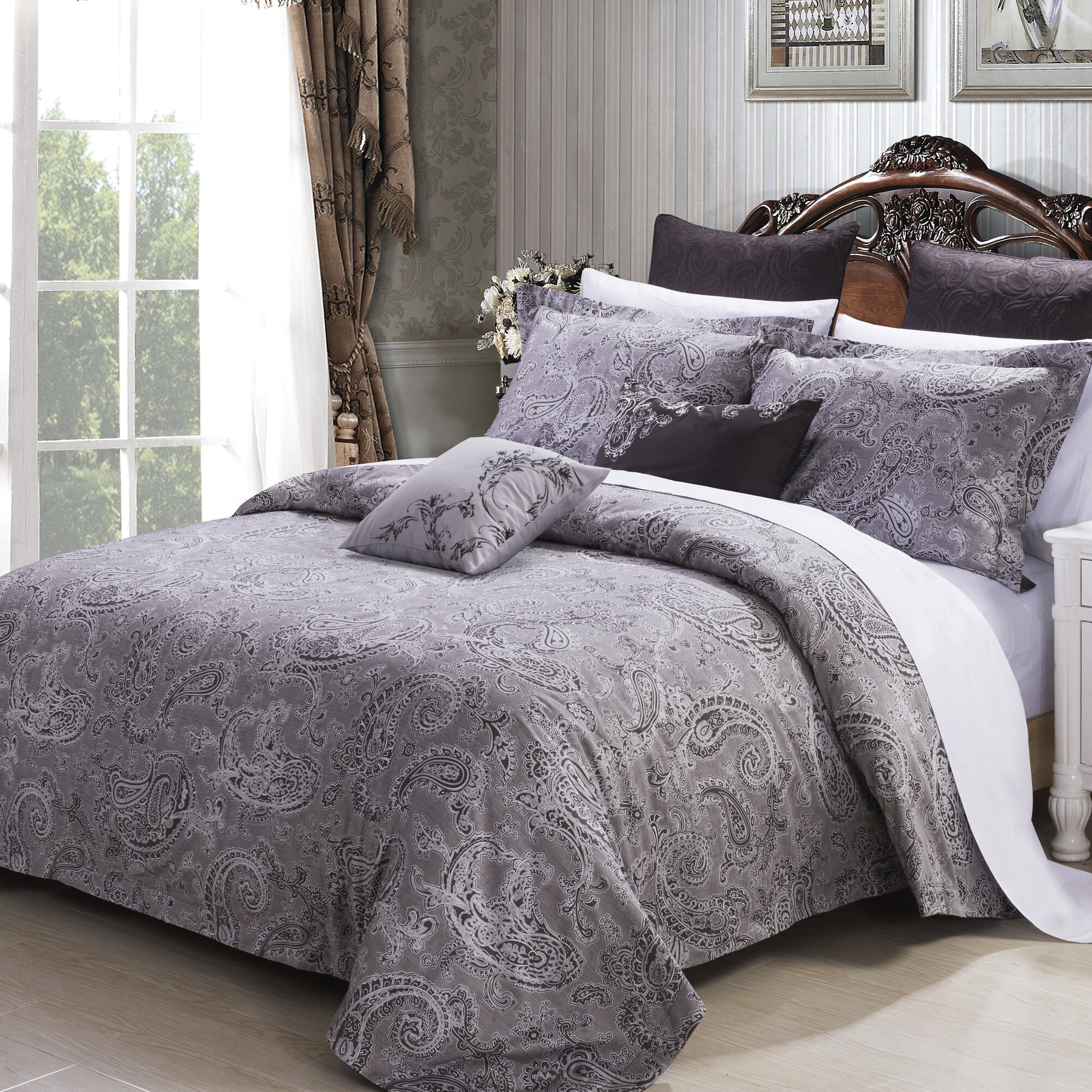 Pin Up Bed Covers North Home Paris Piece Duvet Cover Set