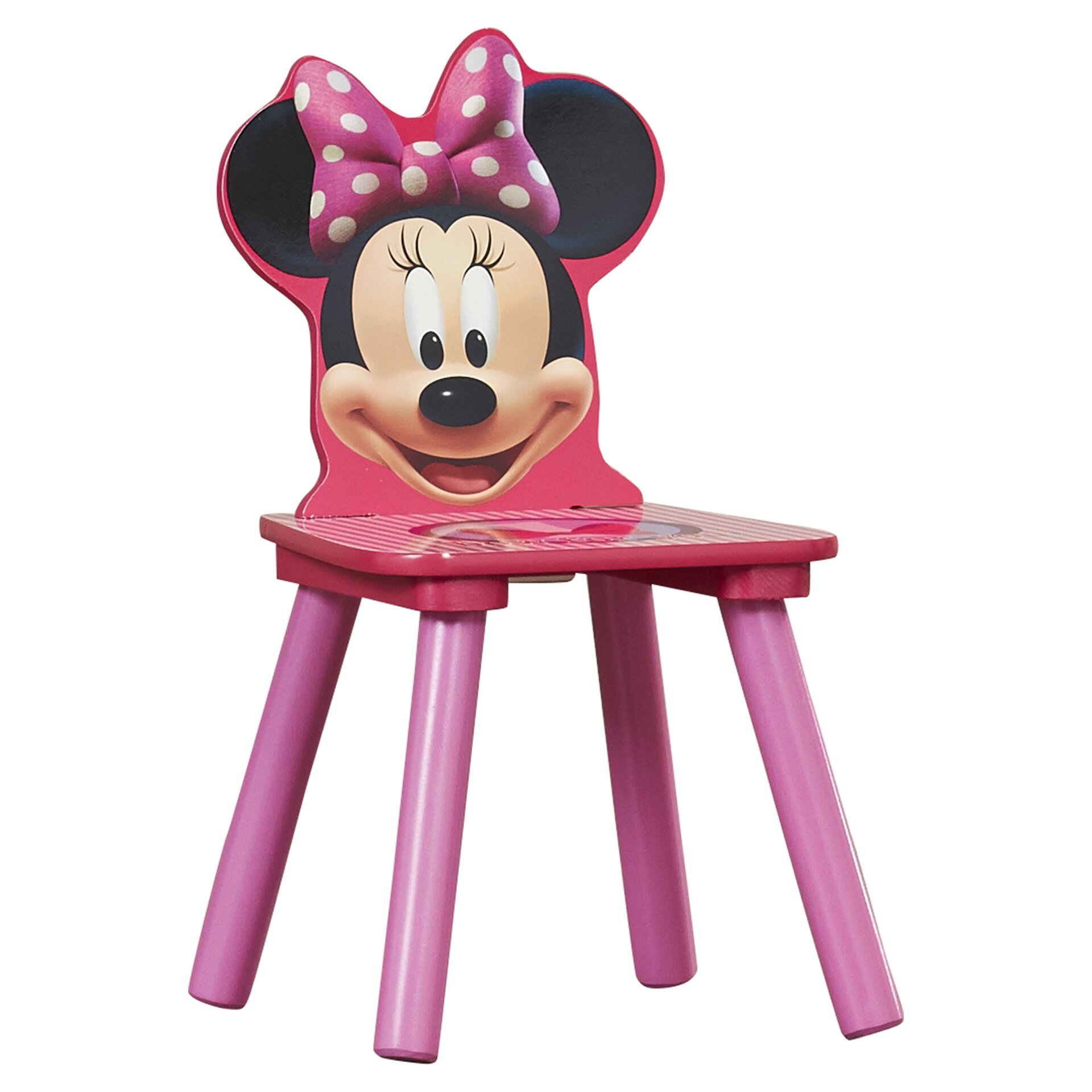 Unique Minnie Mouse Chair For Kids Room Vision