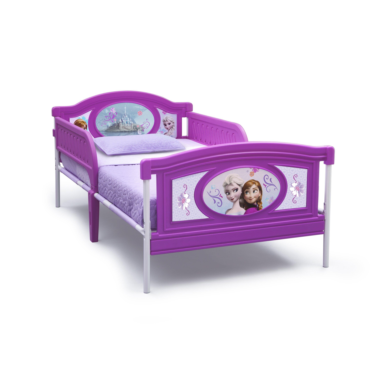 Delta Children Frozen Twin Convertible Toddler Bed