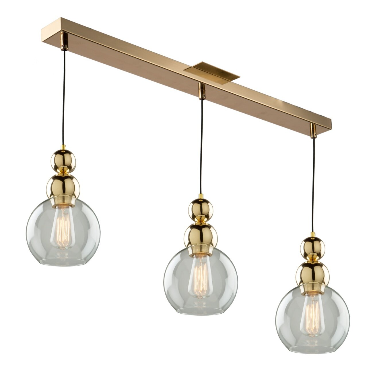 Kitchen Island Pendant Lighting: Artcraft Lighting Popular 3 Light Kitchen Island Pendant