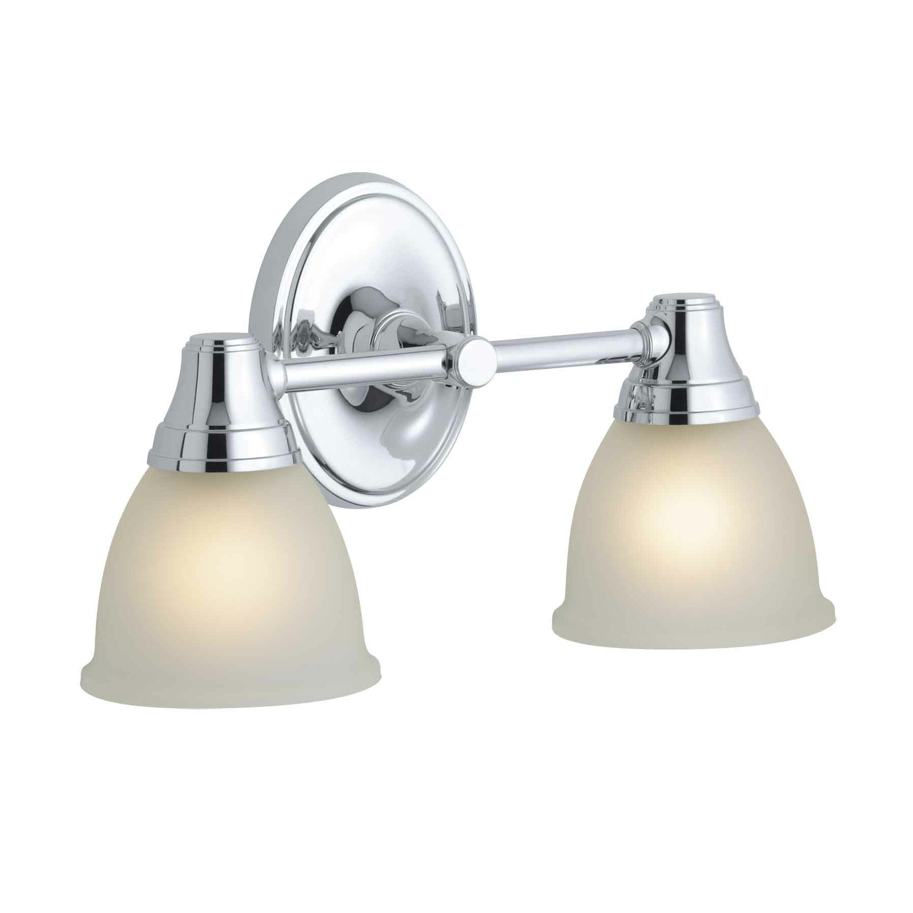 Fantastic KohlerK11423AFquotBancroftquot 3 Bulb Bathroom Light