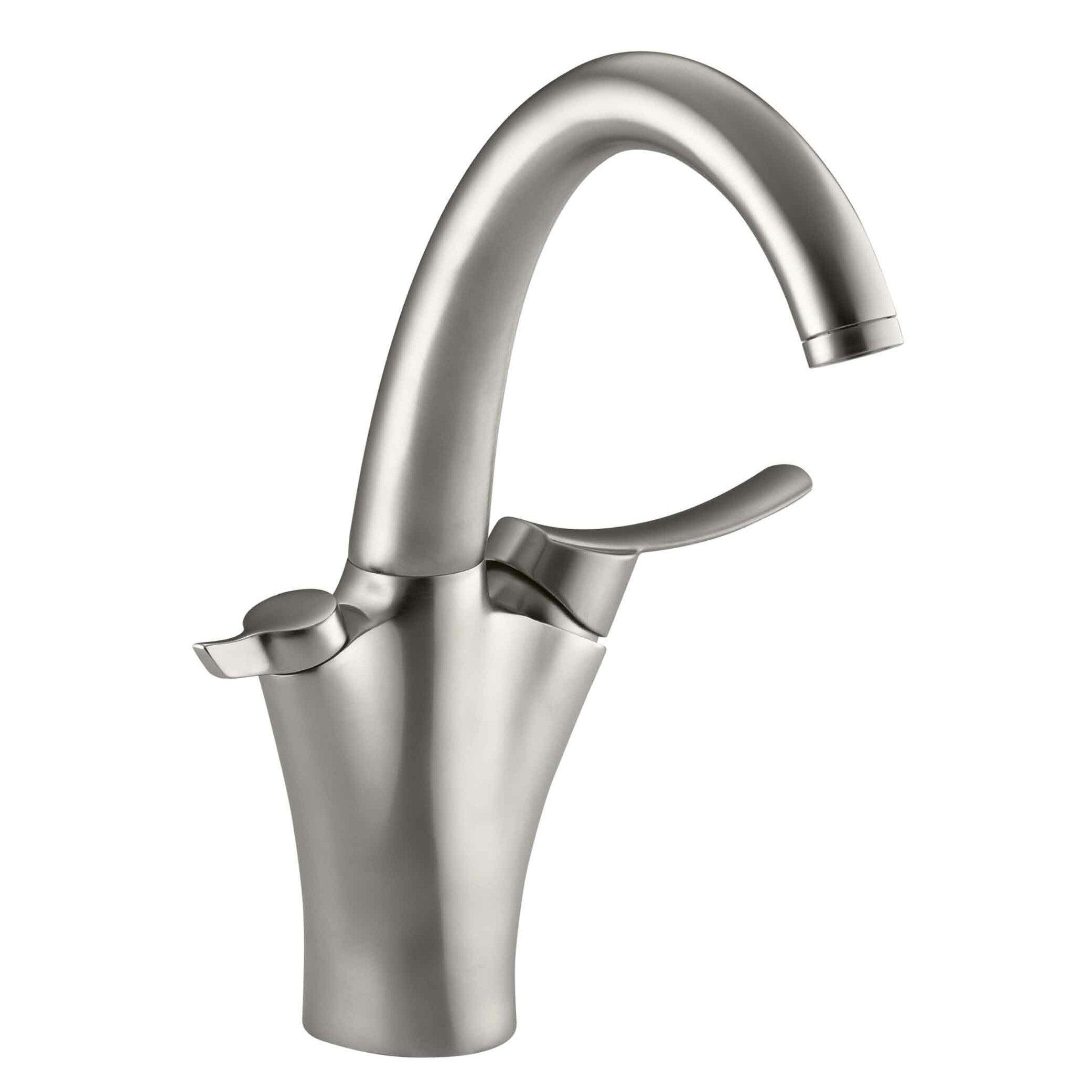 Kohler Carafe Filtered Water Kitchen Sink Faucet Reviews Wayfair
