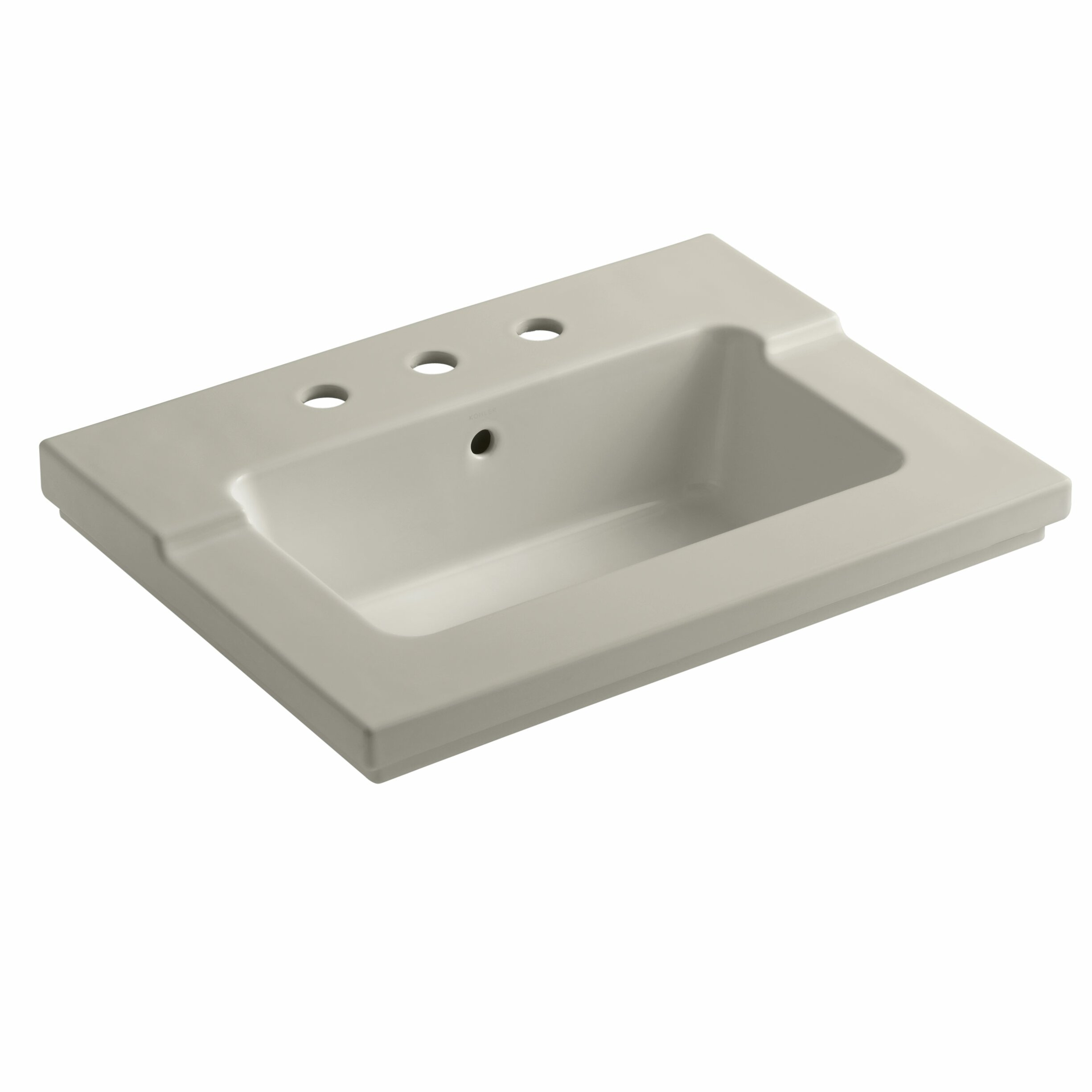 Kohler Tresham Vanity Top Sink by Kohler Tresham Vanity Top Bathroom  Sink With Widespread. 20    Kohler Tresham Vanity Top Sink     Plumbing Amp Hardware