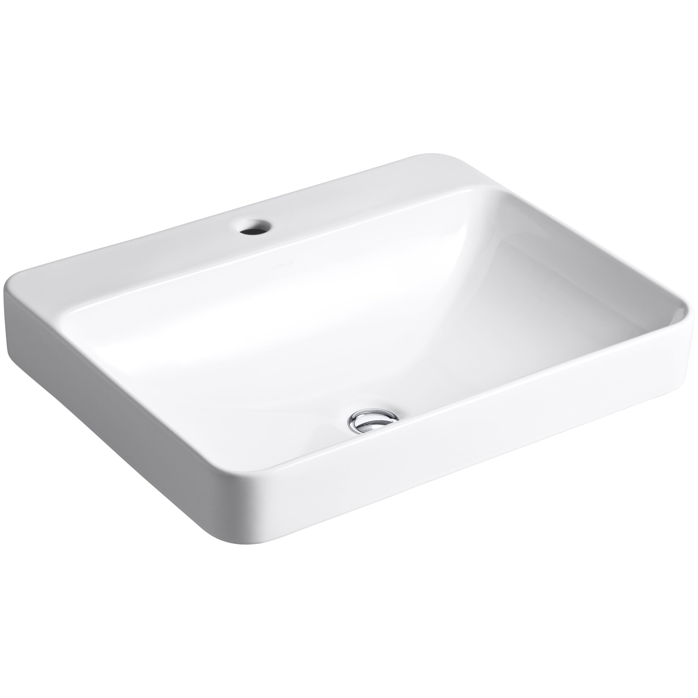 Kohler Vox Sink : ... Counter Bathroom Sink W Above Counter Bathroom Sink. Mefunnysideup.co