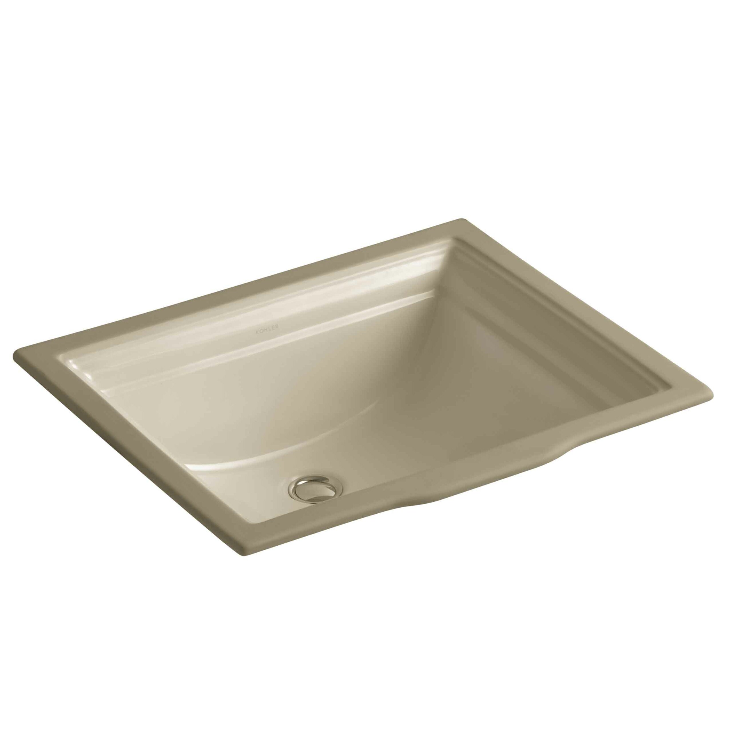 kohler memoirs undermount bathroom sink kohler memoirs undermount bathroom sink amp reviews wayfair 23586