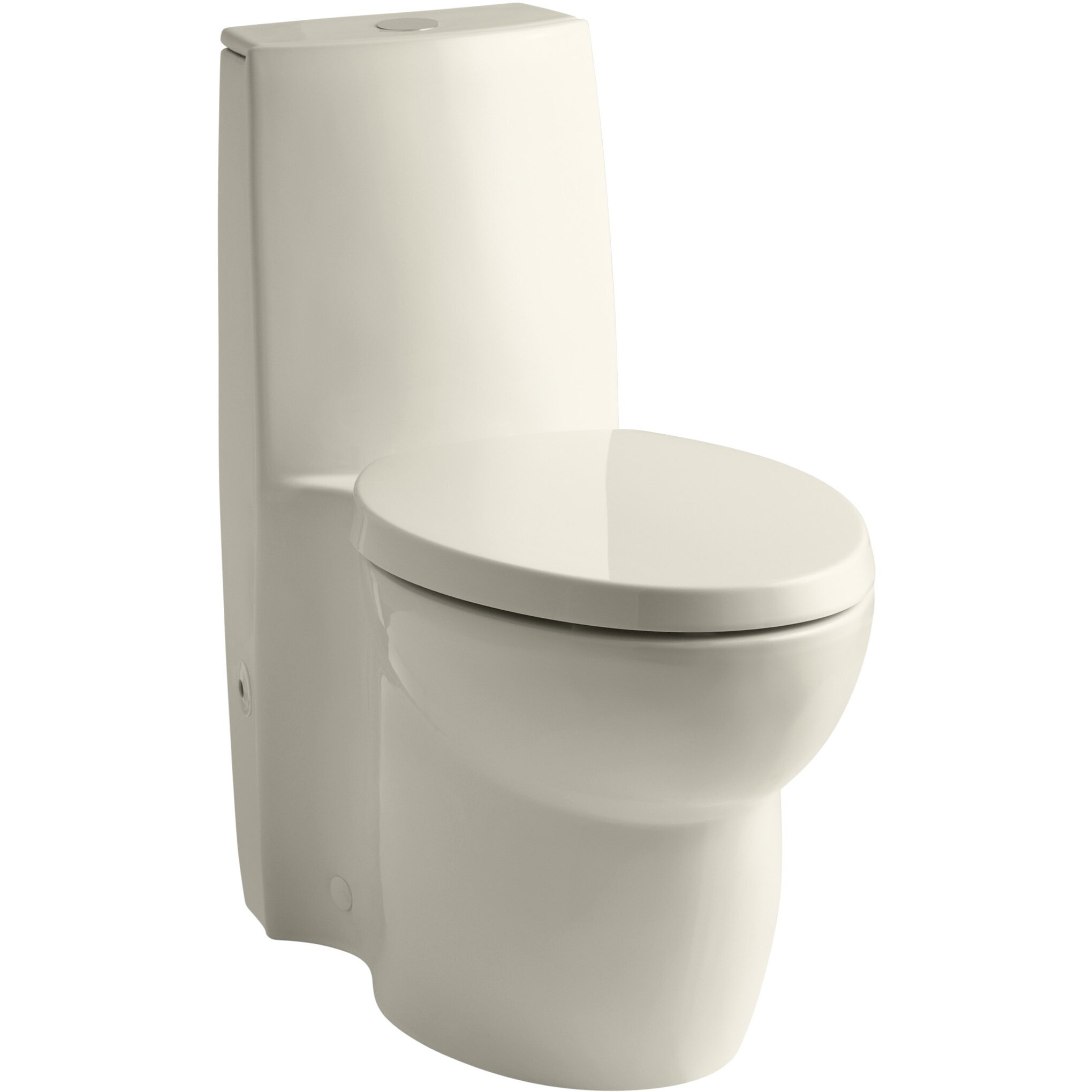 Kohler Saile Skirted One Piece Elongated Dual Flush Toilet