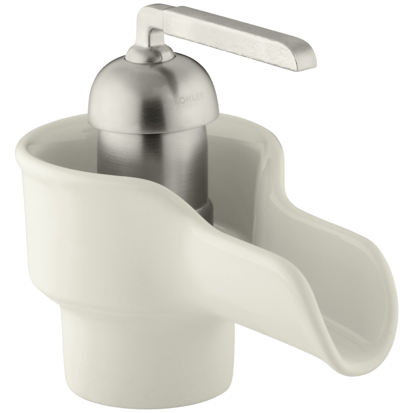 Bol Single Hole Ceramic Bathroom Sink Faucet Wayfair
