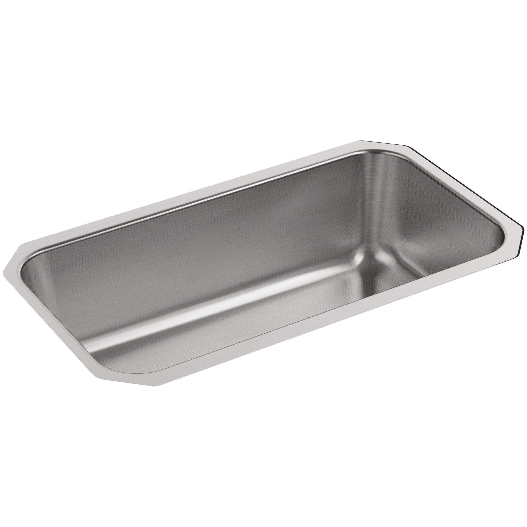 Undertone Under Mount Single Bowl Kitchen Sink