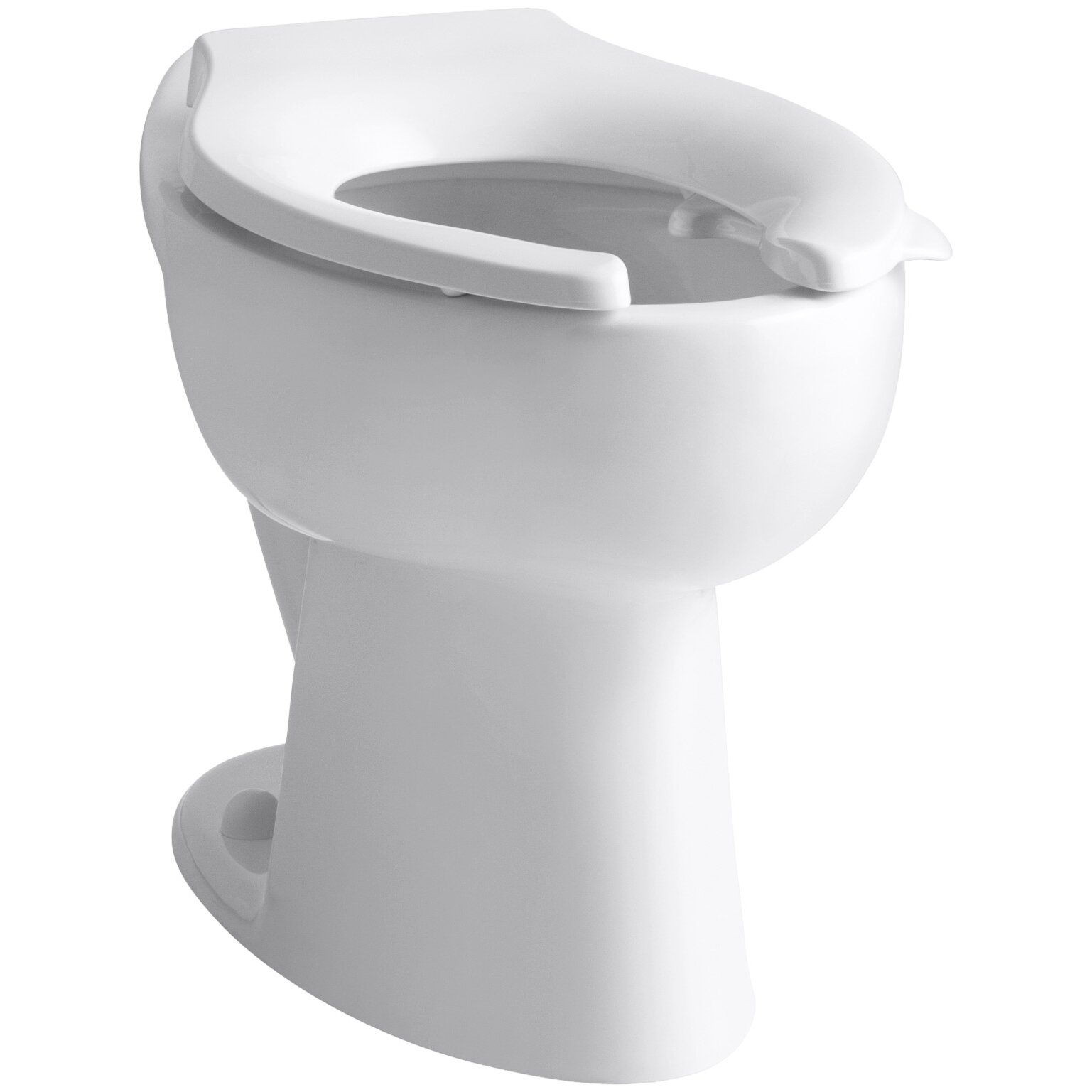 Highcrest 1 6 Gpf 16 1 2 Quot Ada Elongated Toilet Bowl With