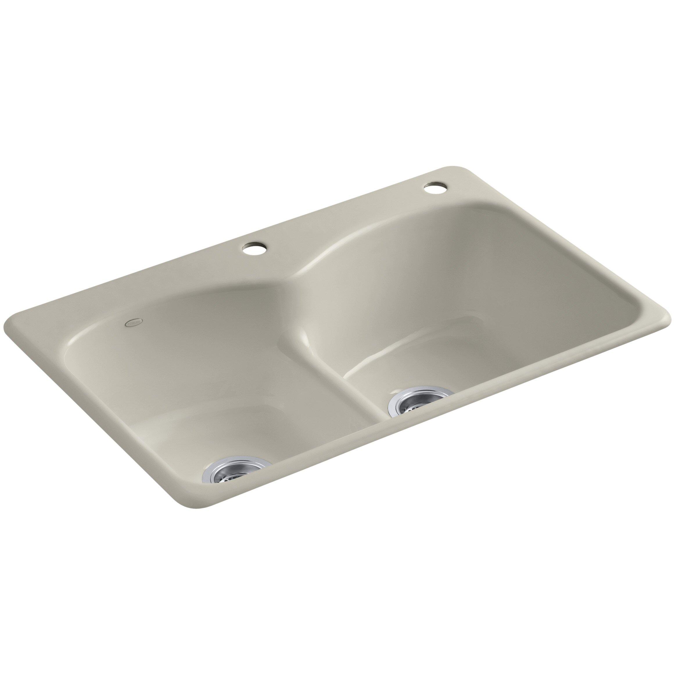 Kohler Sink Protectors : Kohler Langlade 33