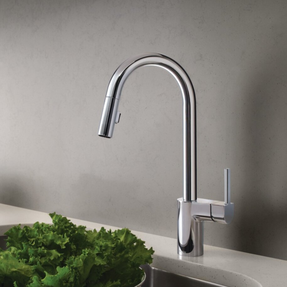 Moen Align Single Handle Kitchen Faucet & Reviews