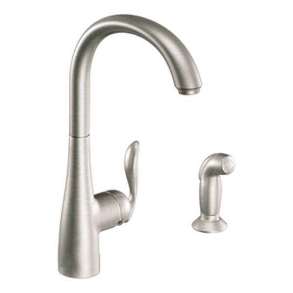 Moen Arbor Single Handle Single Hole Kitchen Faucet with