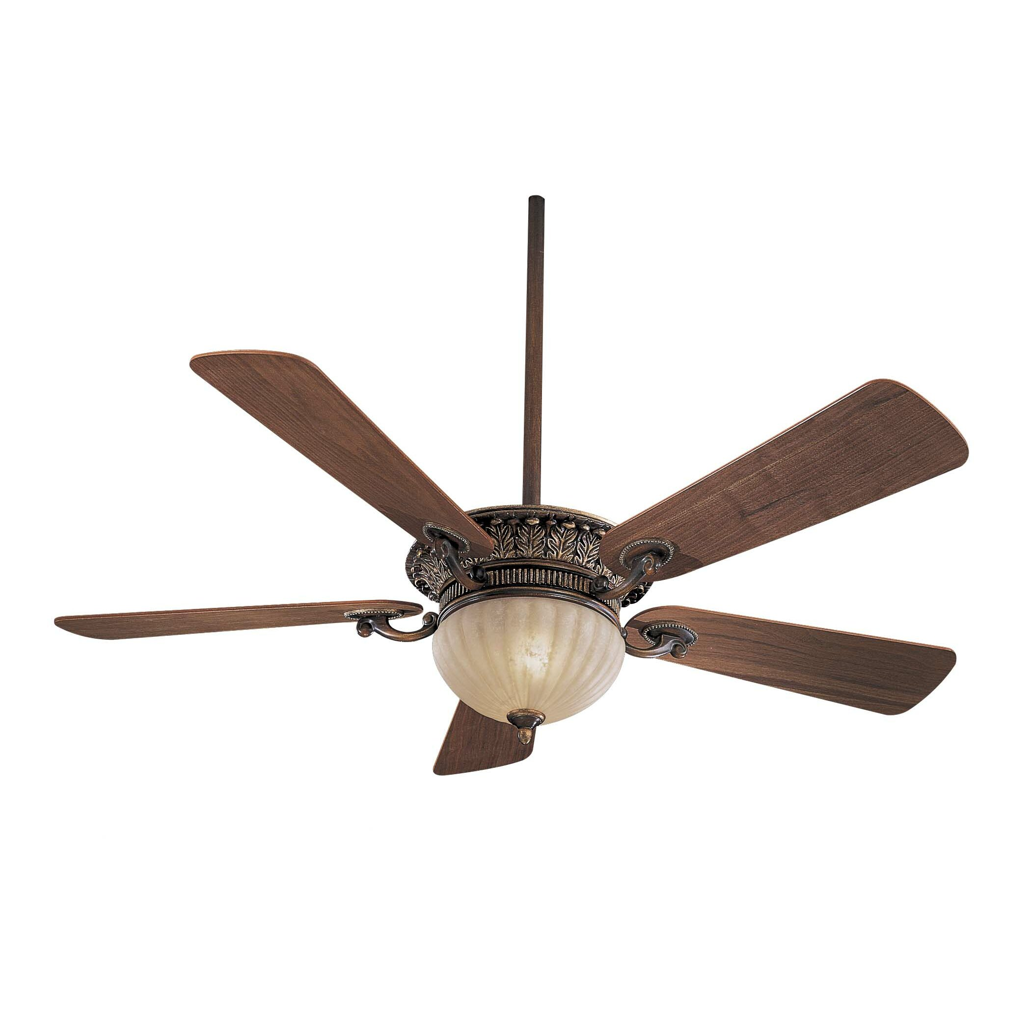 "Minka Aire 52"" Volterra 5 Blade Ceiling Fan & Reviews"