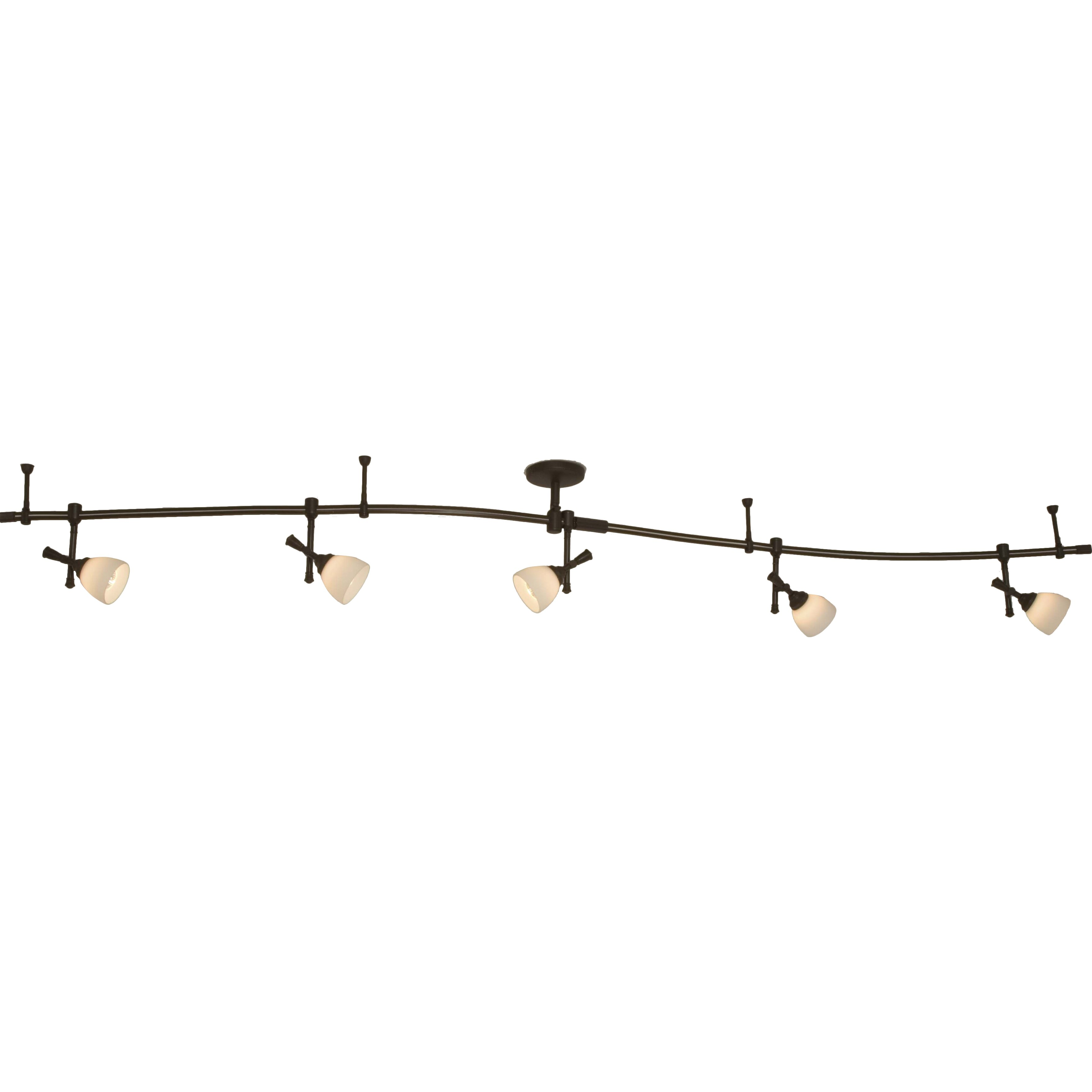 Minka Lavery 5 Light Full Track Lighting Kit & Reviews   Wayfair