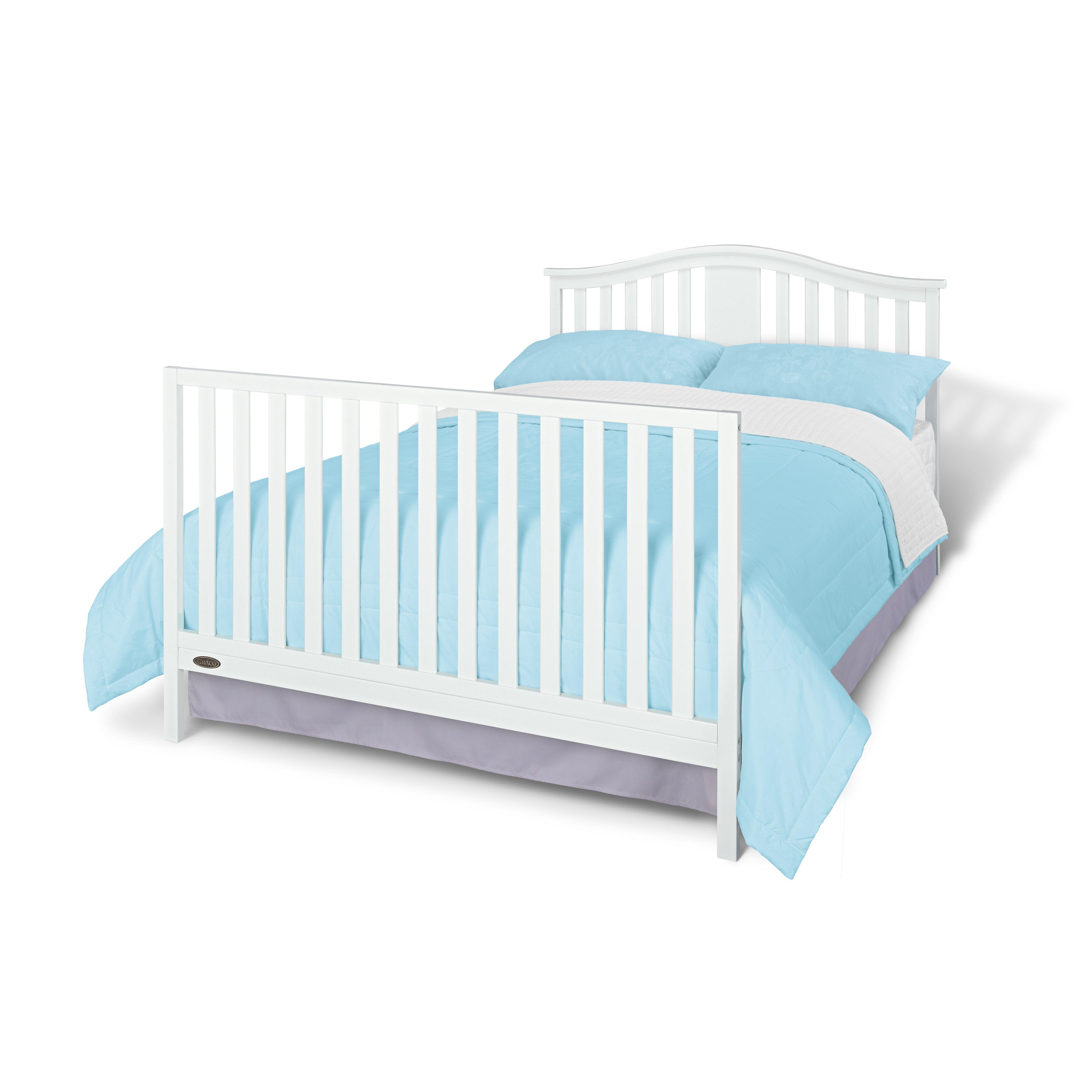 Graco Convertible Cribs Graco Maple Ridge 4in1