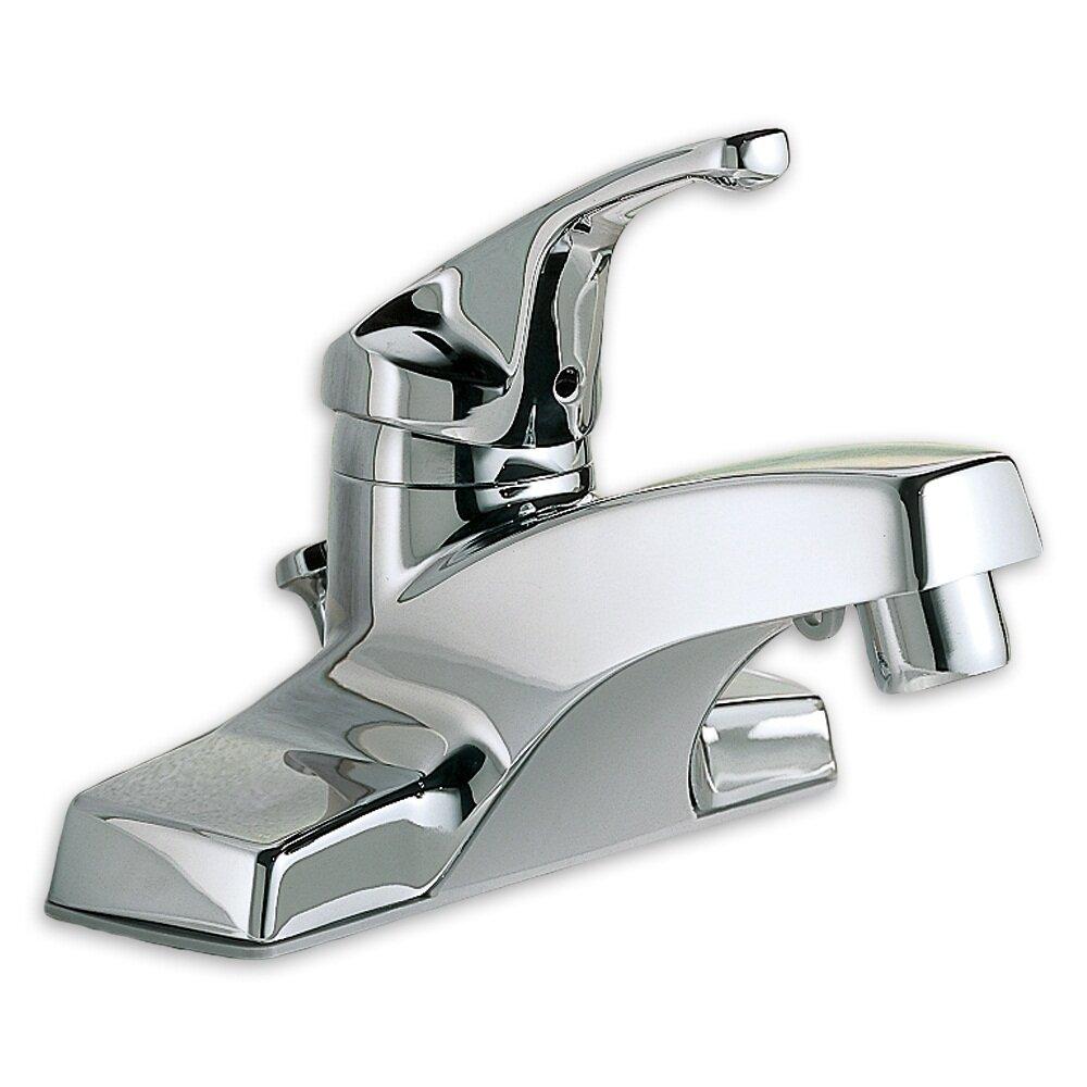 American Standard Colony Single Hole Bathroom Faucet With Single Handle Reviews Wayfair
