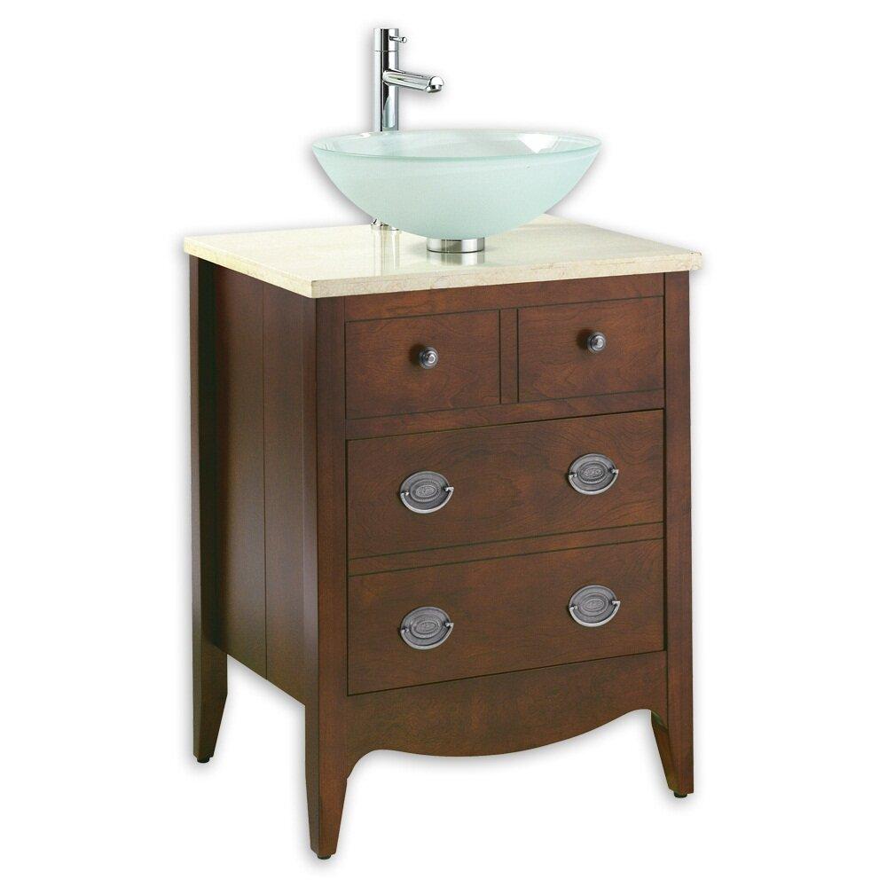 American Standard Jefferson 25 Bathroom Vanity Base Reviews Wayfair