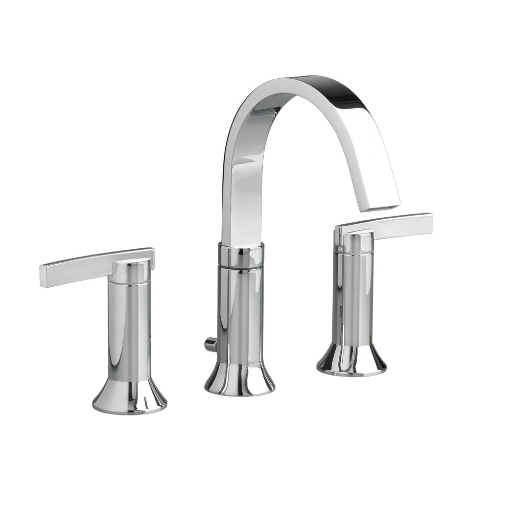American standard 2 handle high arc widespread bathroom for American standard bathroom faucets reviews