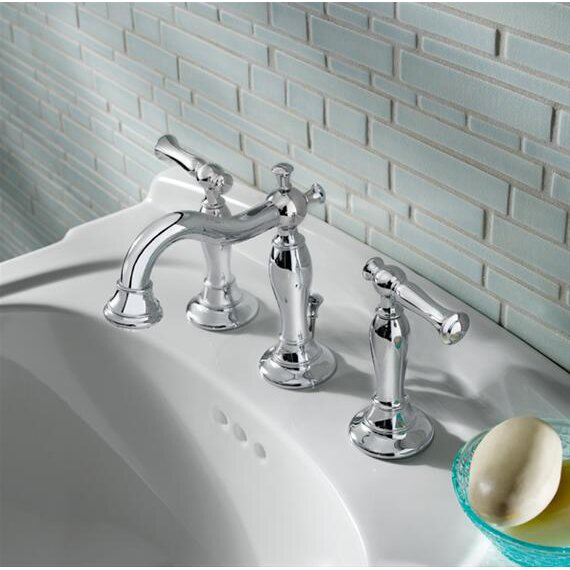 American Standard Quentin Double Handle Widespread Faucet
