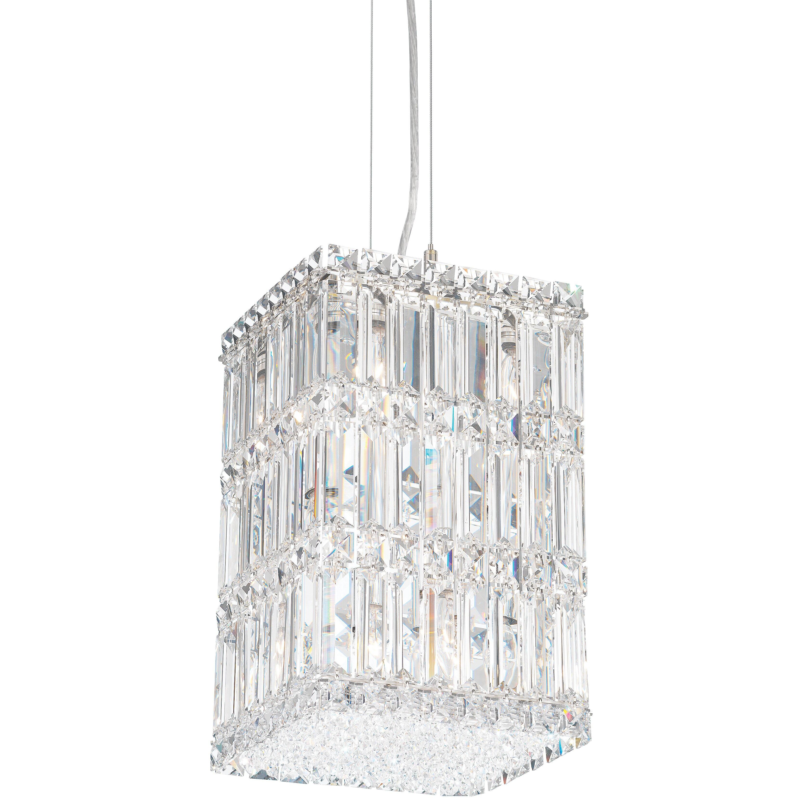 Schonbek Chandelier Wayfair: Schonbek Quantum 9 Light Chandelier With Swarovski Crystal