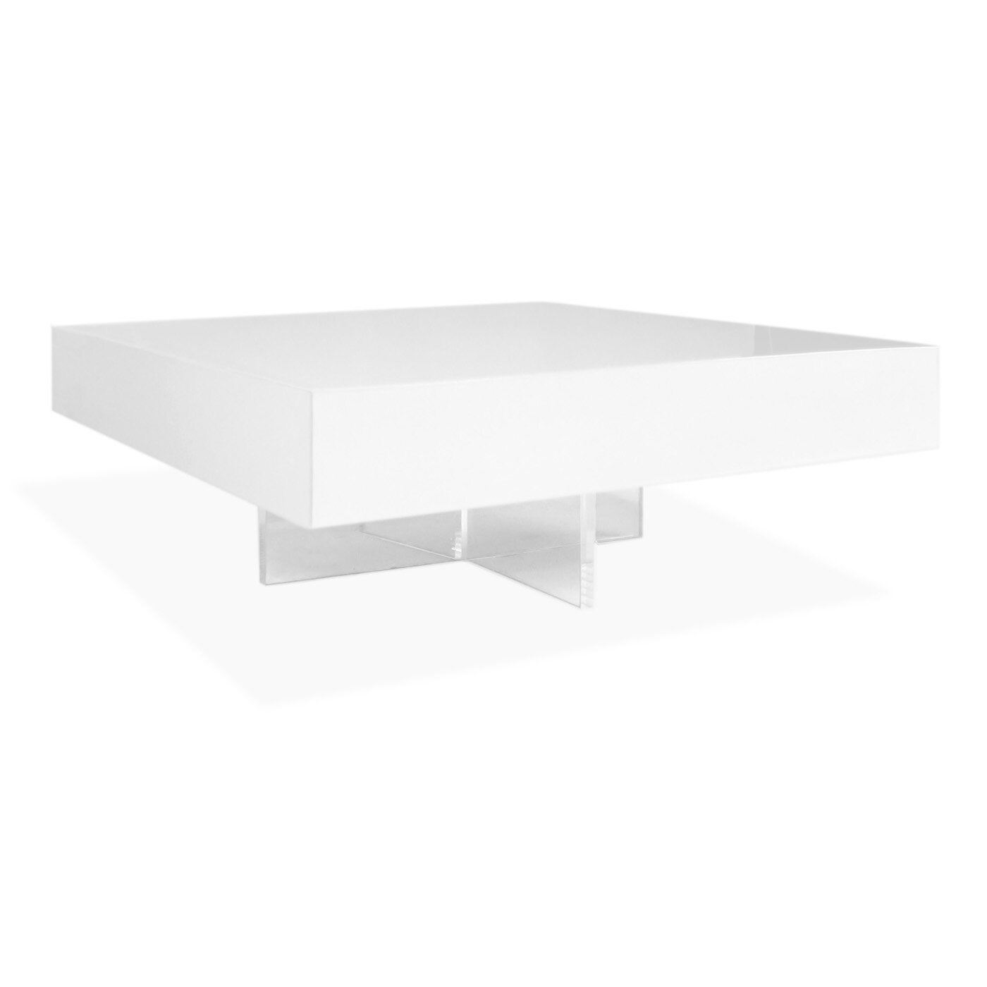Jonathan Adler Lacquer Block Coffee Table Reviews Wayfair