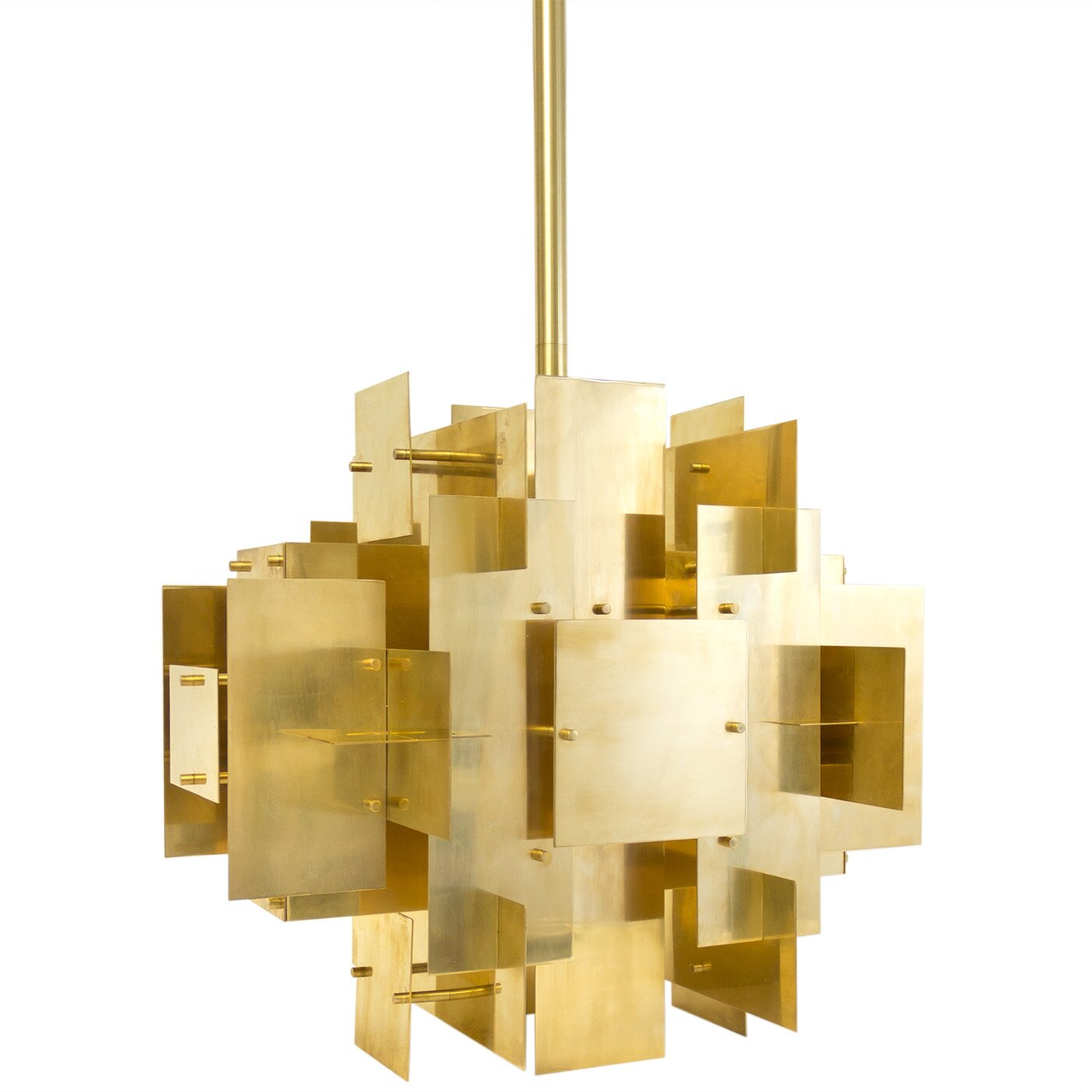 jonathan adler puzzle 2 light chandelier reviews wayfair. Black Bedroom Furniture Sets. Home Design Ideas