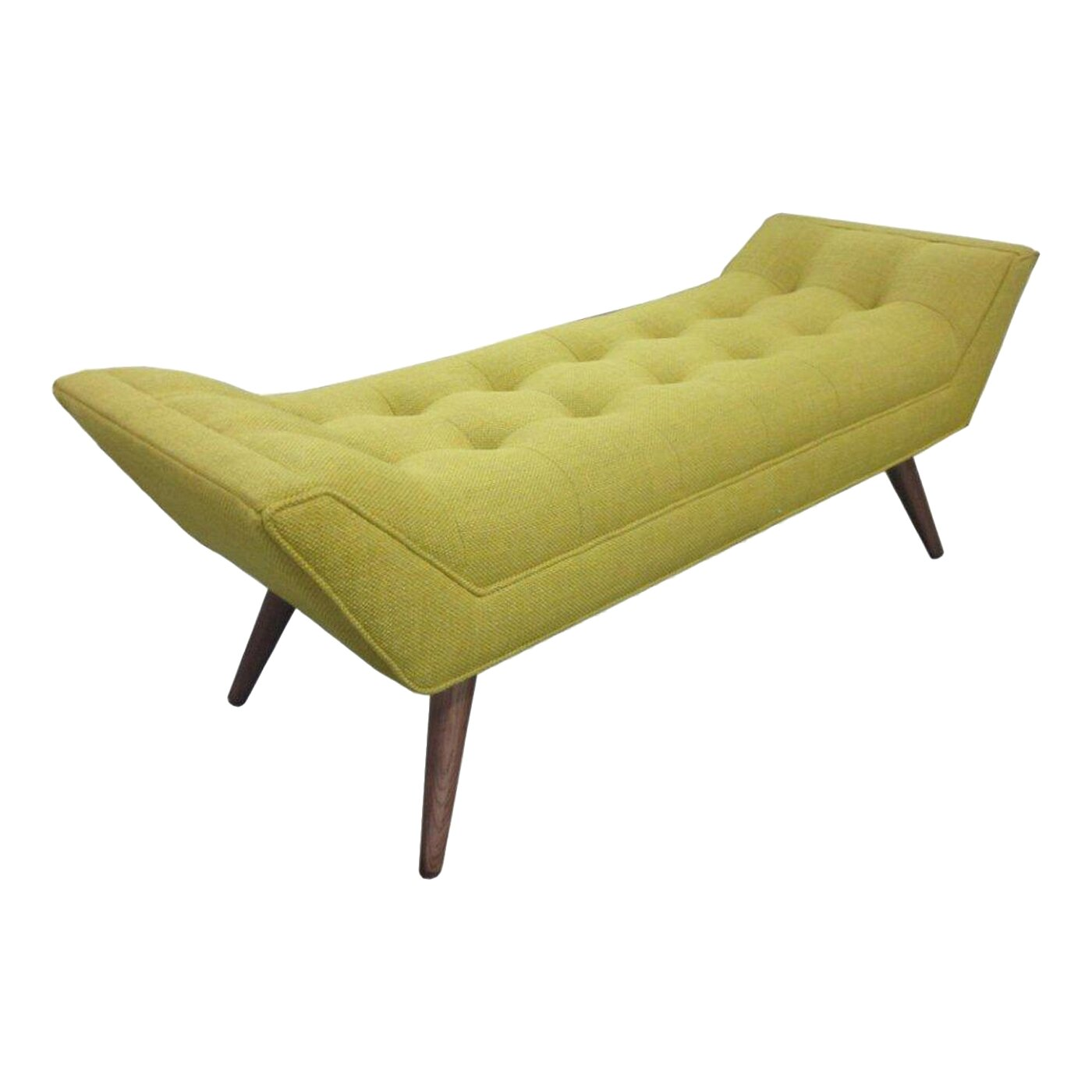 Jonathan adler whitaker upholstered bench reviews wayfair Upholstered benches