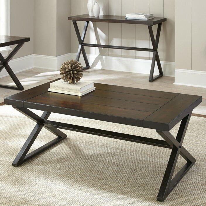 steve silver furniture omaha coffee table  reviews  wayfair