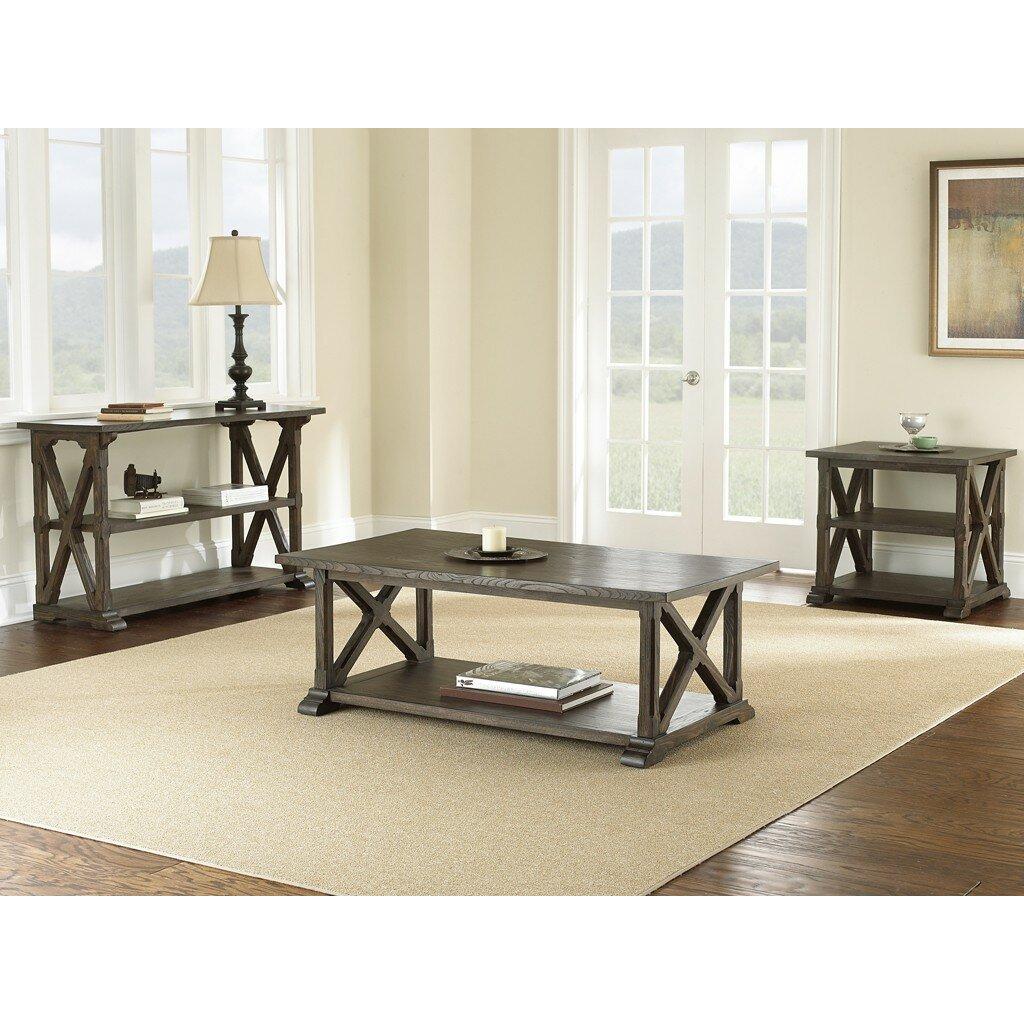 ... Furniture ... Brown Console & Sofa Tables Steve Silver Furniture SKU