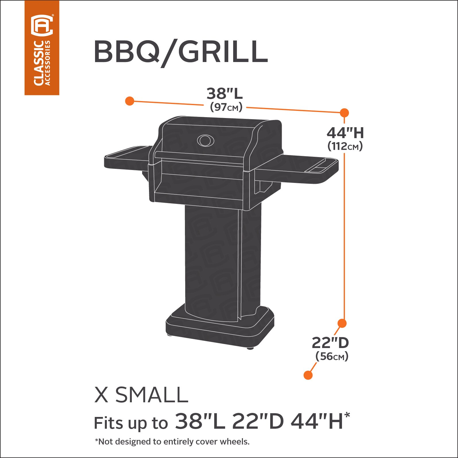 classic accessories classic bbq grill cover reviews wayfair