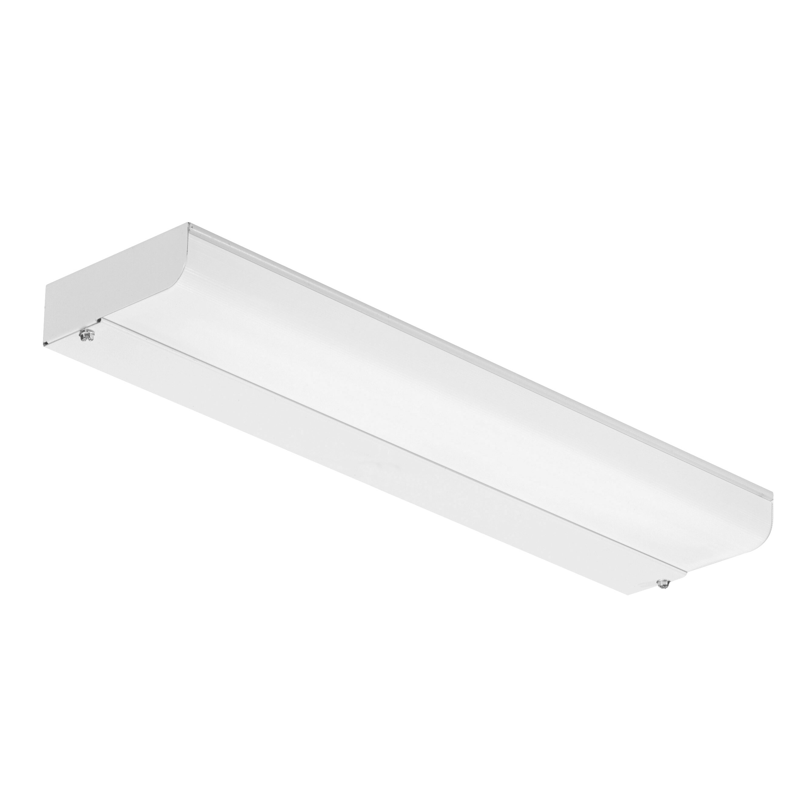 afx fluorescent under cabinet bar light reviews wayfair. Black Bedroom Furniture Sets. Home Design Ideas