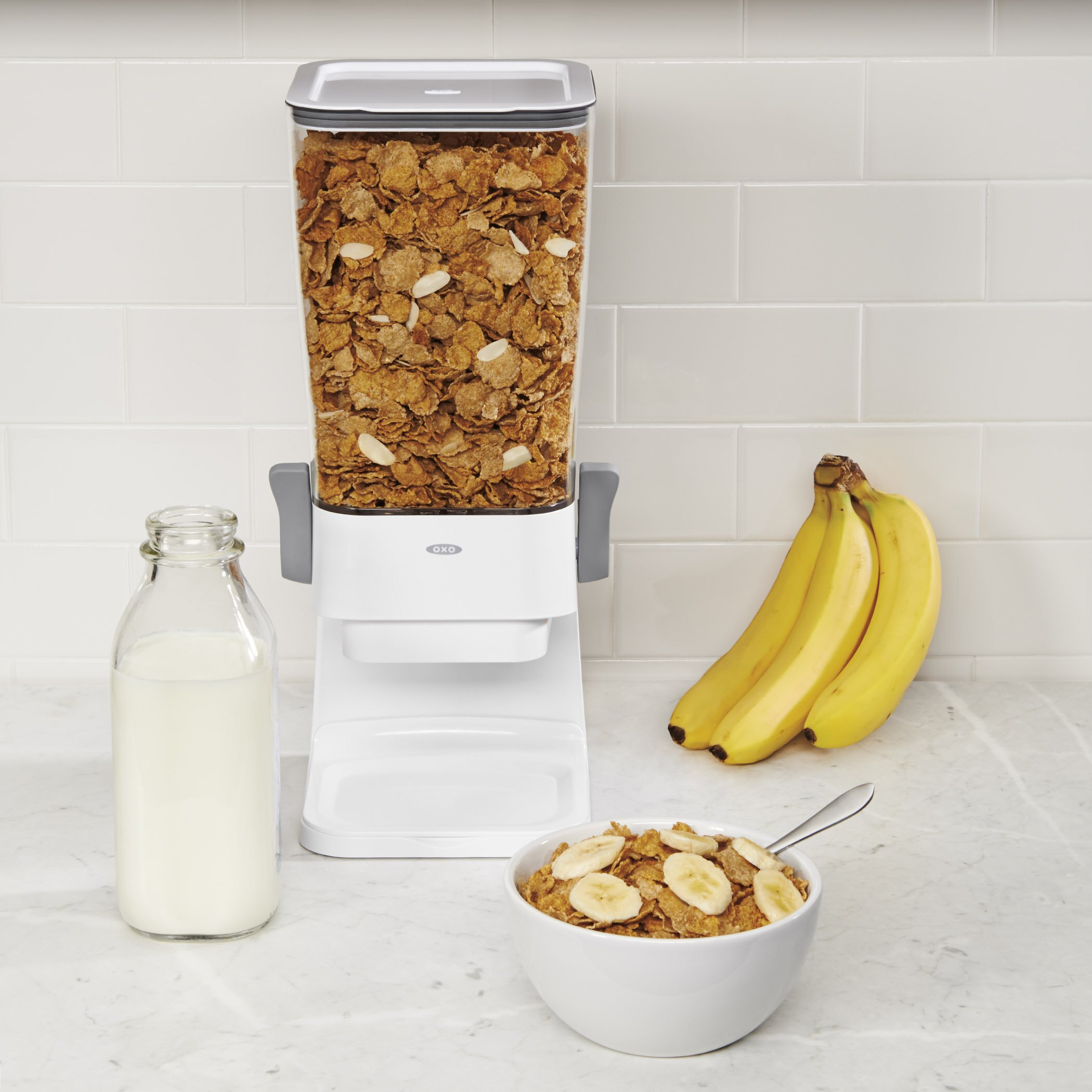 Oxo Good Grip 5 5 Quart Countertop Cereal Dispenser