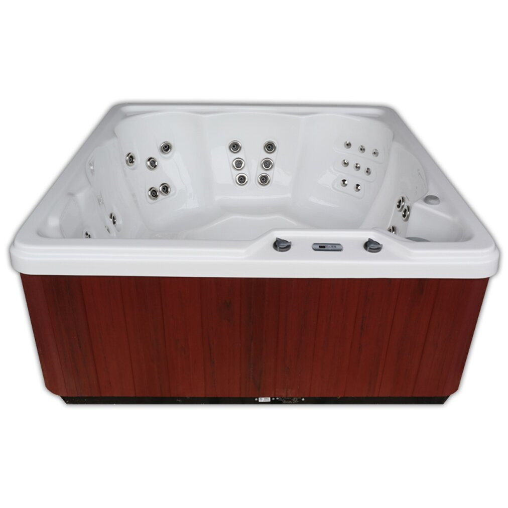 Home And Garden Spas 6 Person 51 Jet Home And Garden
